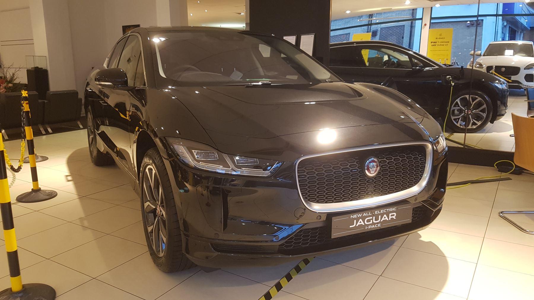 Jaguar I-PACE 90kWh EV400 HSE image 1