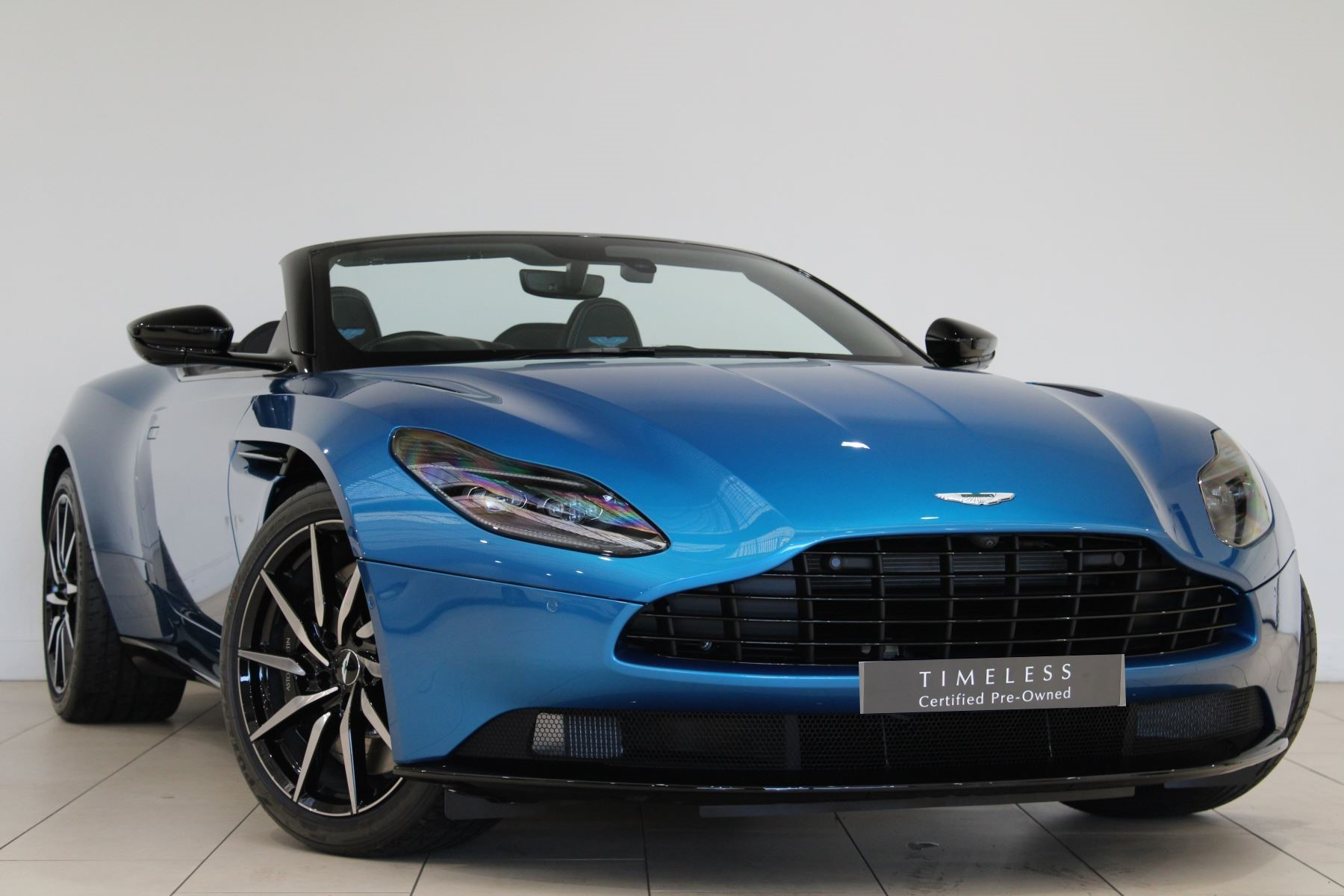 Aston Martin DB11 Volante V8 Touchtronic 4.0 Automatic 2 door Convertible (2020)