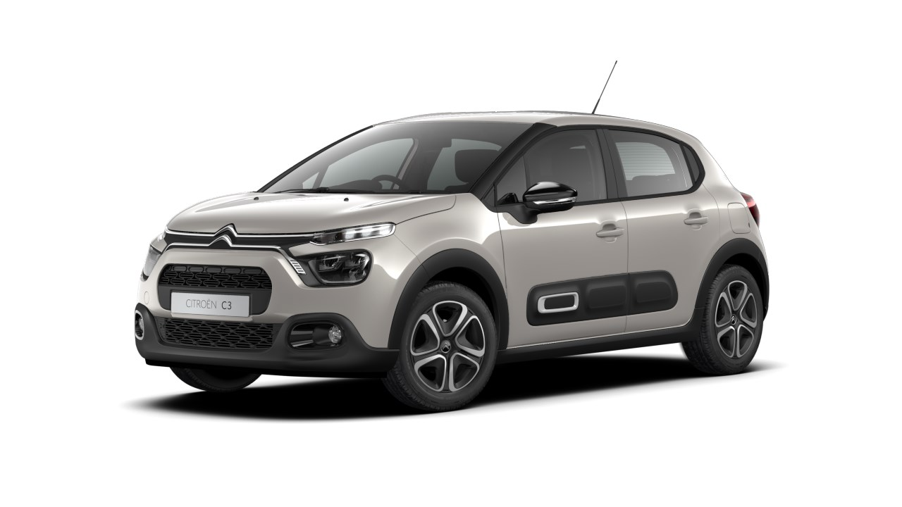 Citroen New C3 - From NIL Advance Payment