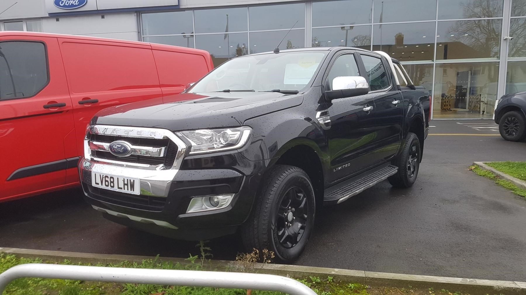 Ford New Ranger 4X4 Double Cab LTD 2.2 #NO VAT# Diesel Automatic 4 door Pickup (2018)
