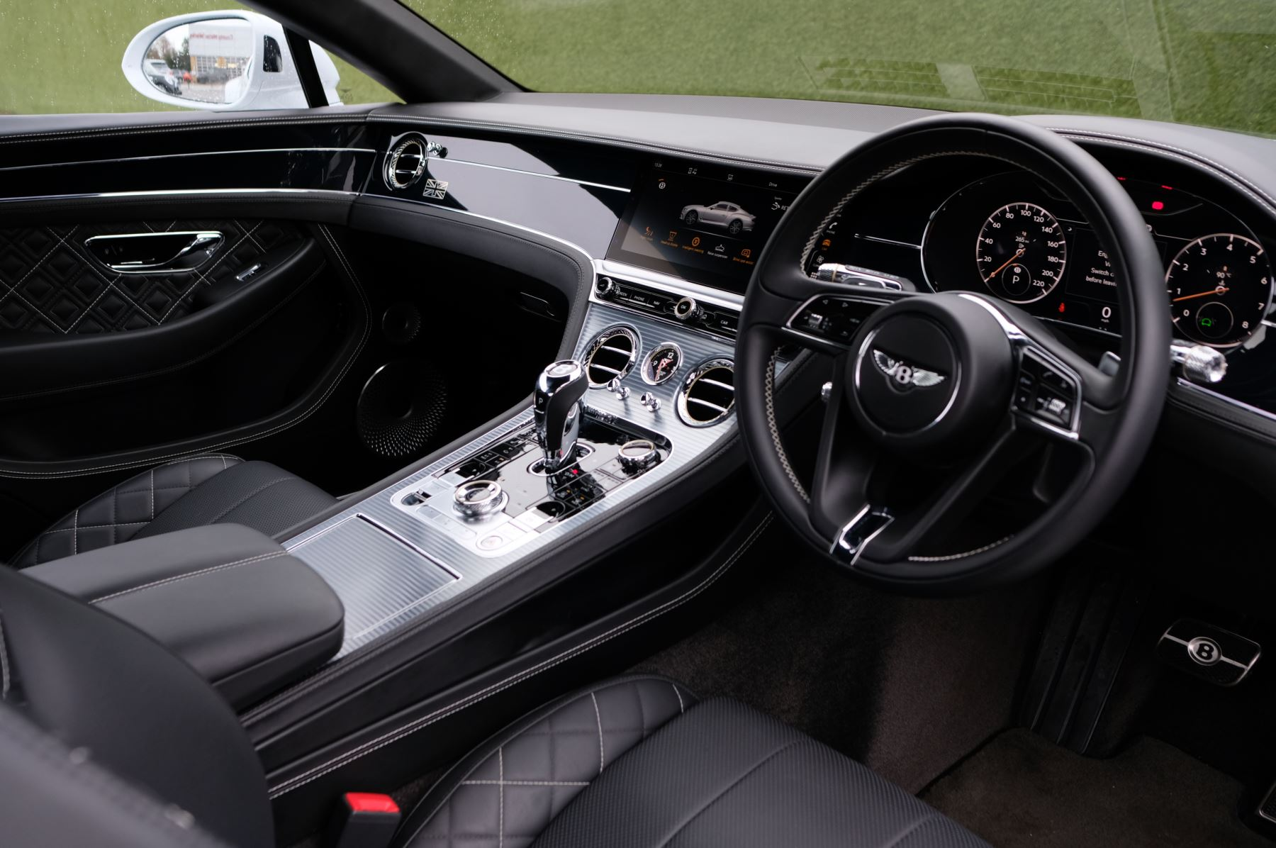 Bentley Continental GT First Edition 6.0 W12 2dr image 12