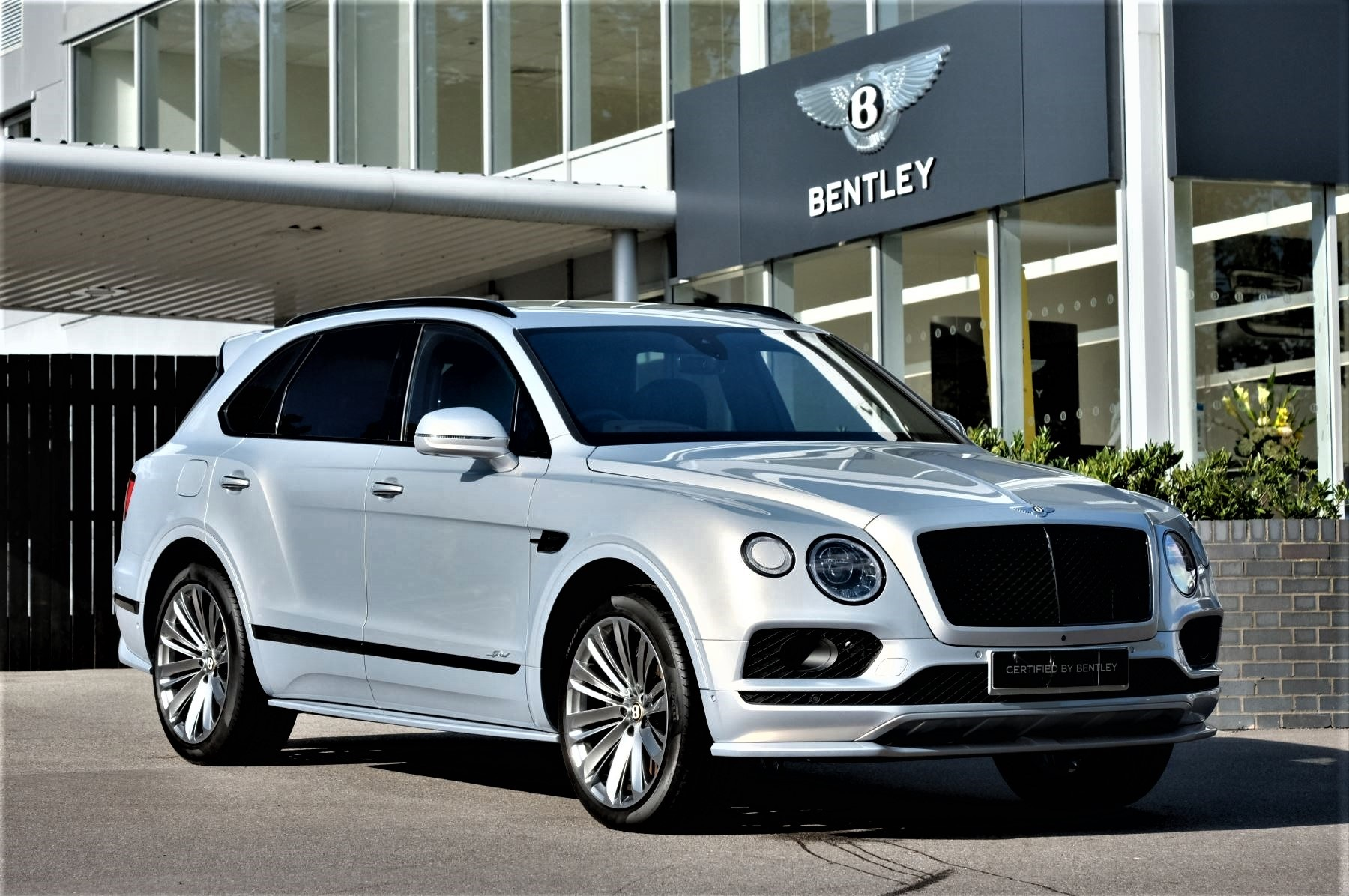 Bentley Bentayga Speed - City & Touring 6.0 Automatic 5 door Estate (2020)