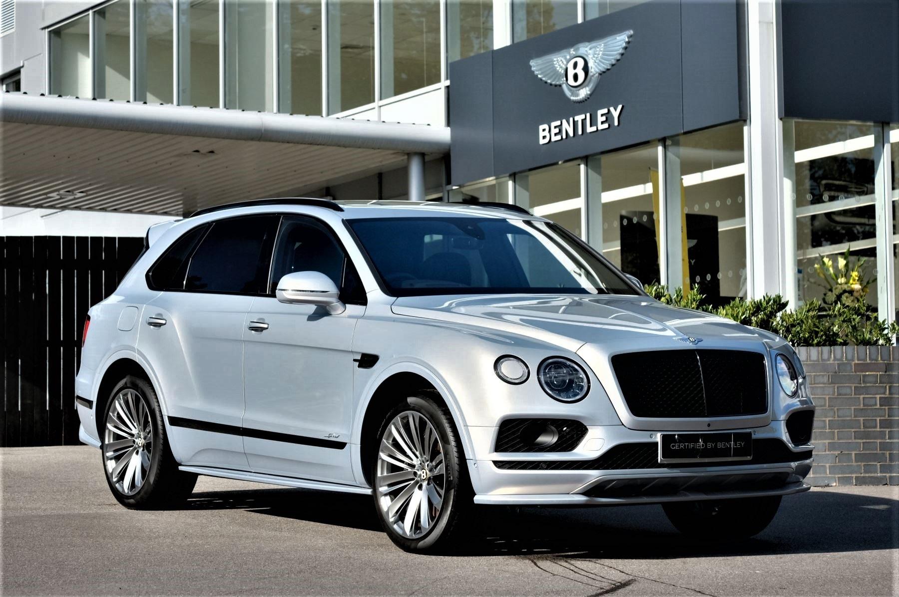 Bentley Bentayga Speed - City & Touring image 1