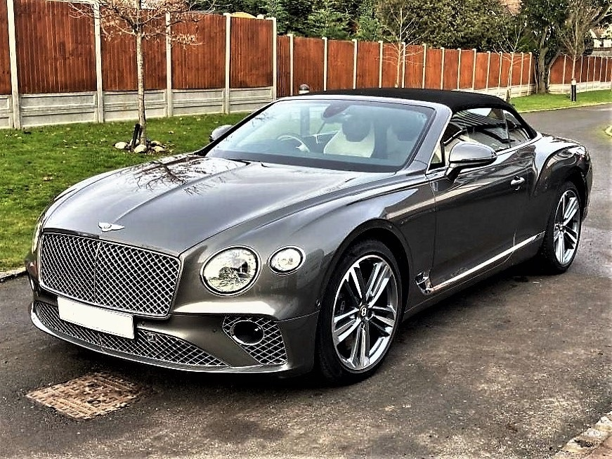 Bentley Continental GTC 6.0 W12 2dr - Centenary Specification & Touring Specification Automatic Convertible (2019)