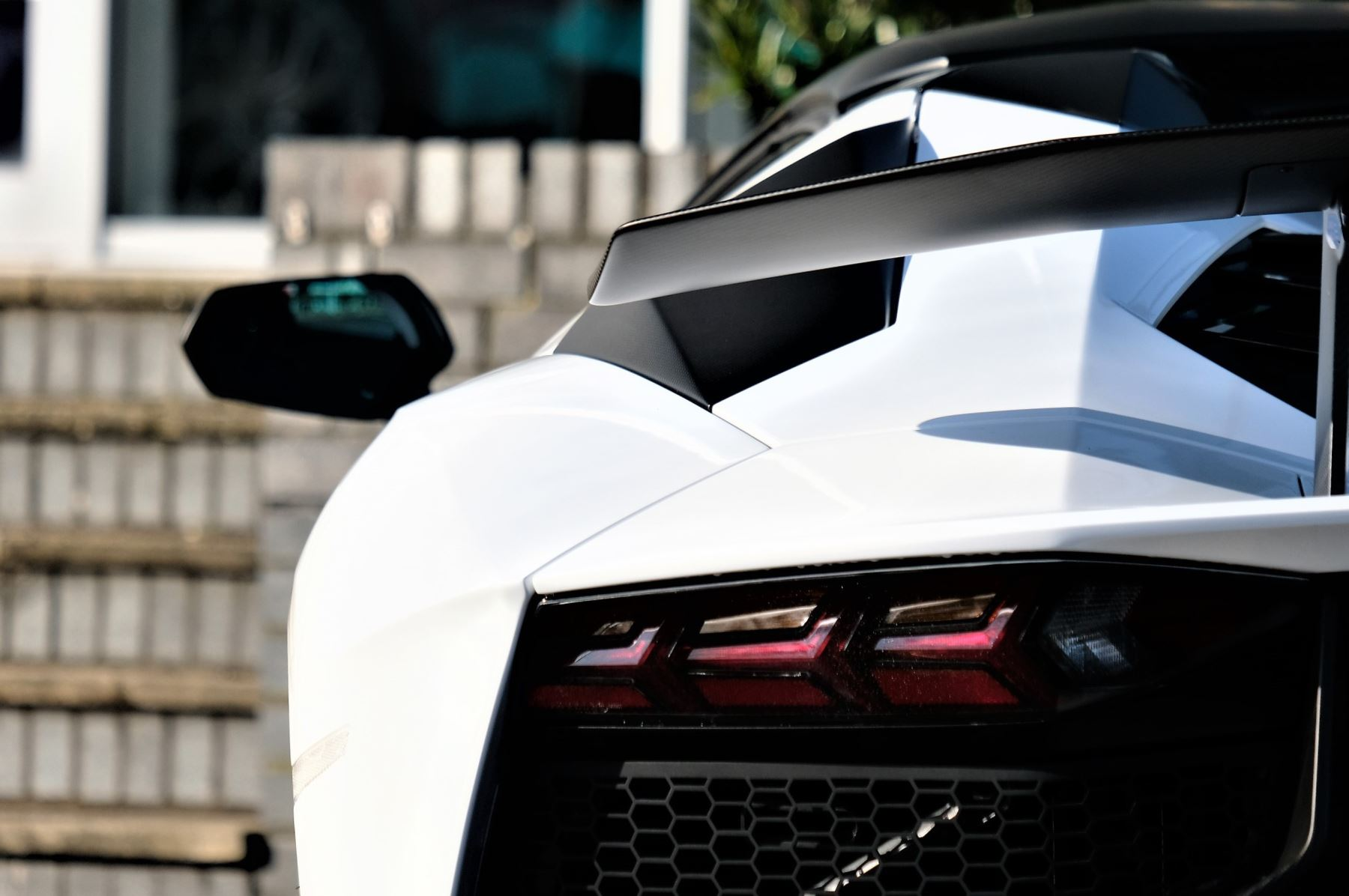 Lamborghini Aventador LP 750-4 Superveloce 2dr ISR image 12