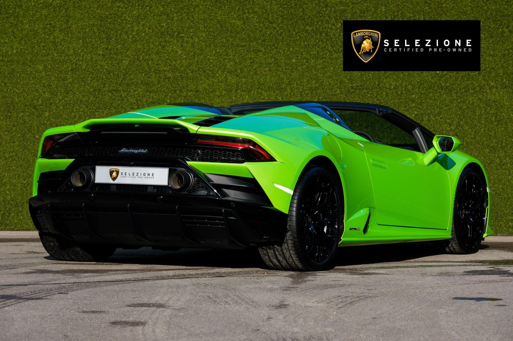 Lamborghini Huracan EVO Spyder 5.2 V10 610 2dr Auto image 3