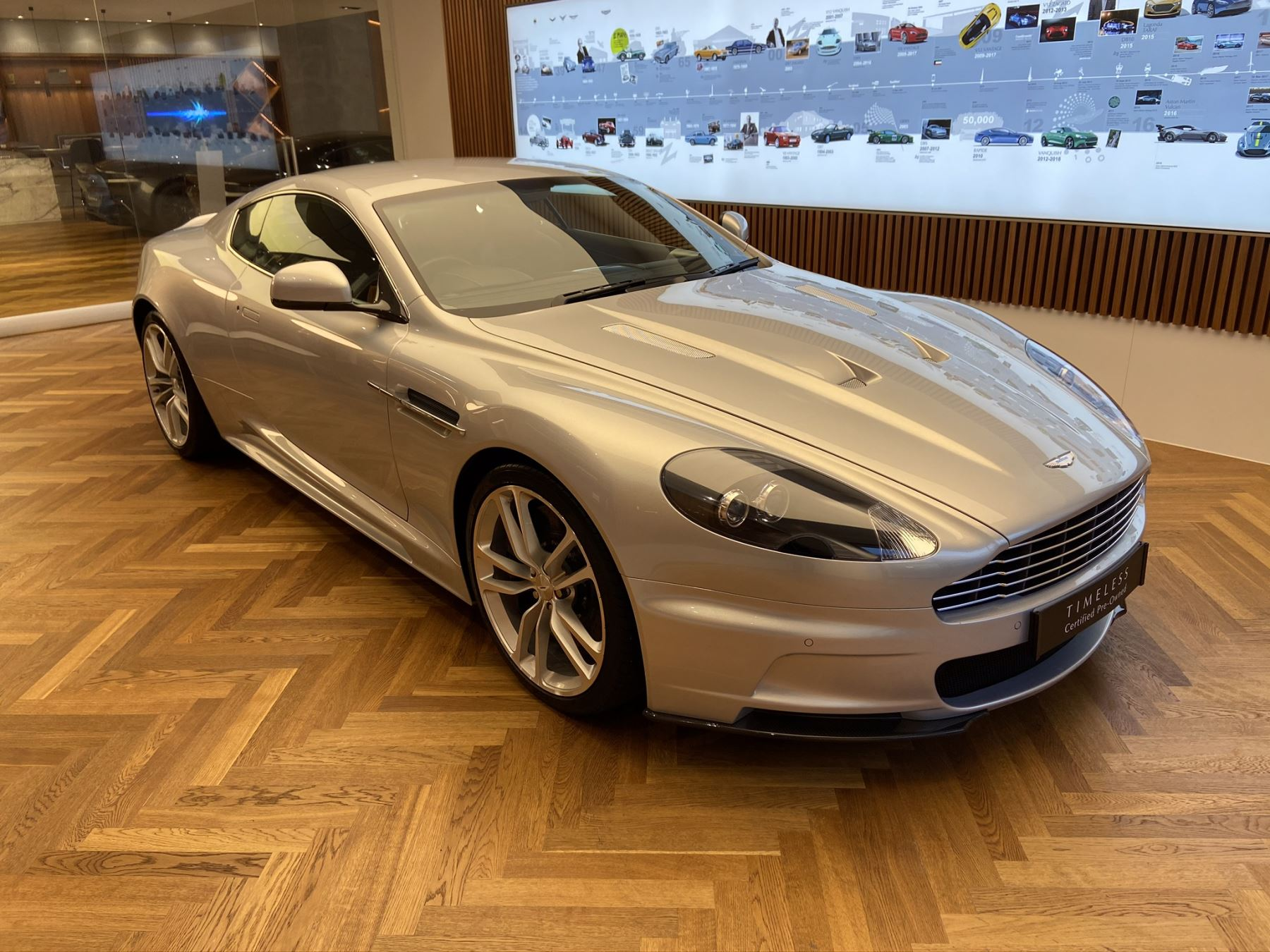 Aston Martin DBS V12 2dr Touchtronic image 9