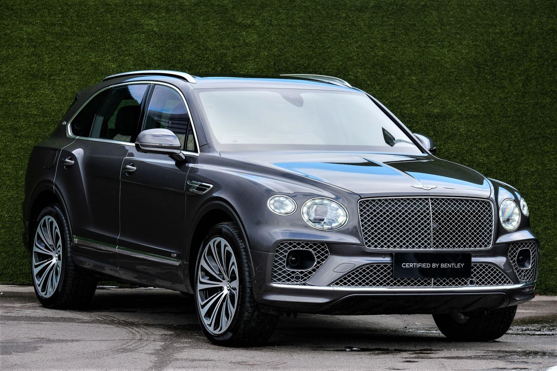 Bentley Bentayga First Edition 4.0 V8  image 1