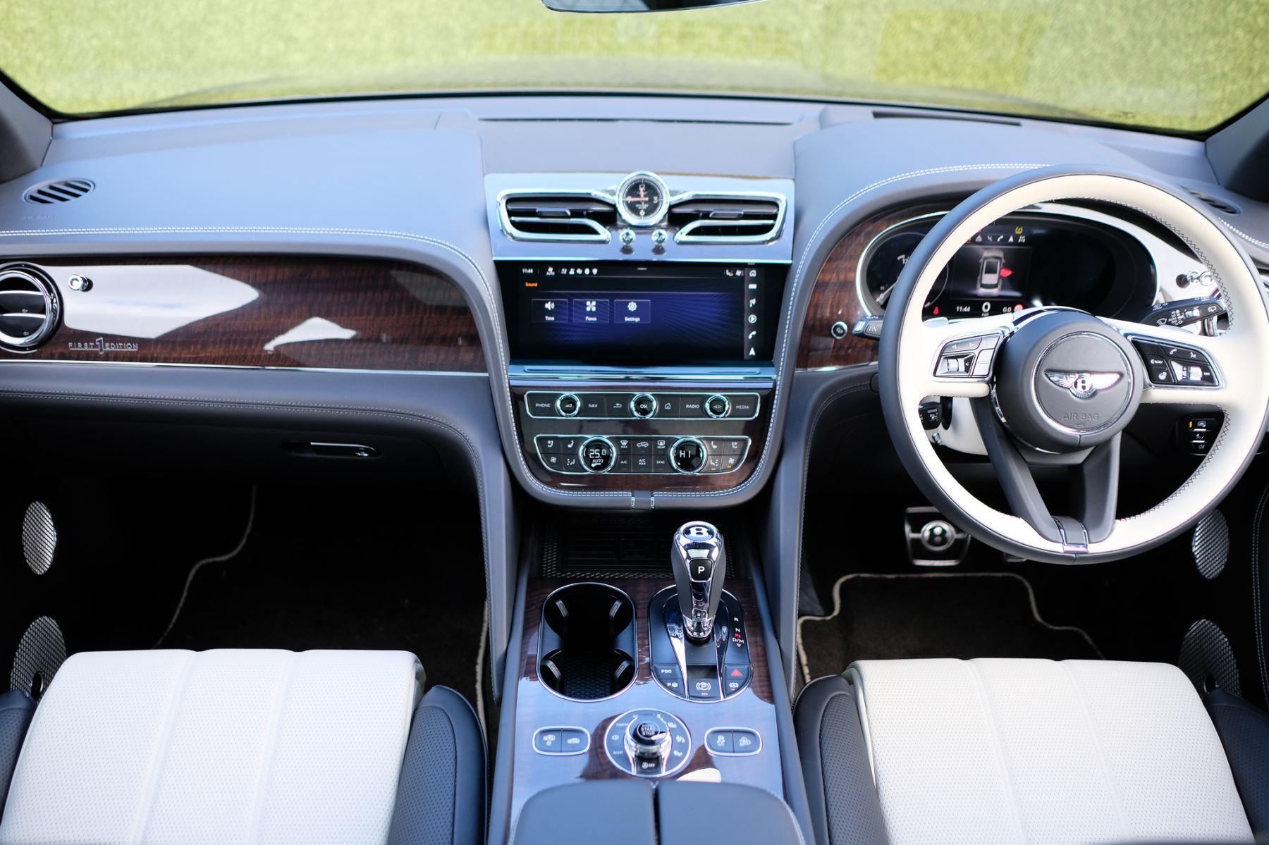 Bentley Bentayga First Edition 4.0 V8  image 13