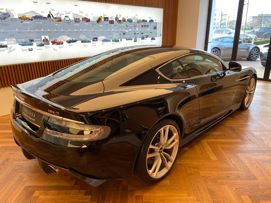 Aston Martin DBS V12 2dr Touchtronic image 3