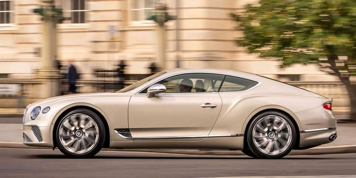 Bentley New Continental GT V8 - Mulliner Specification