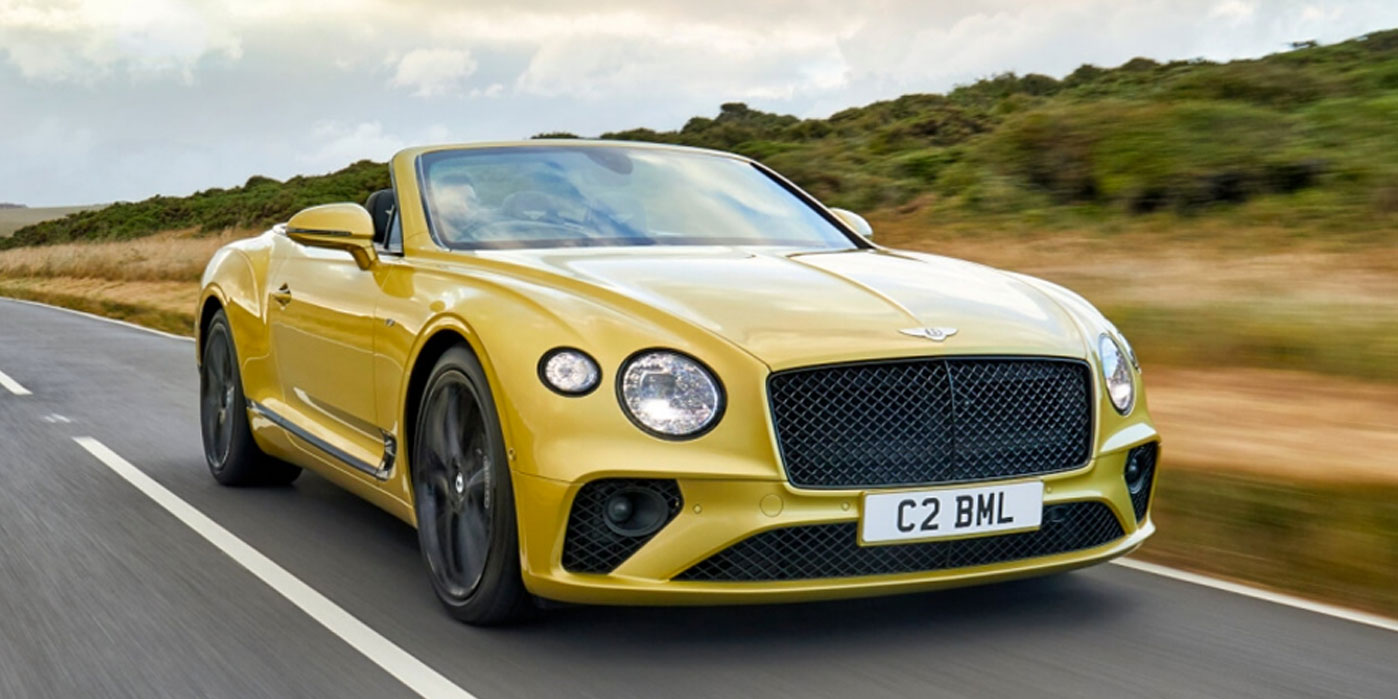 Bentley New Continental GT V8 Convertible - Mulliner Specification