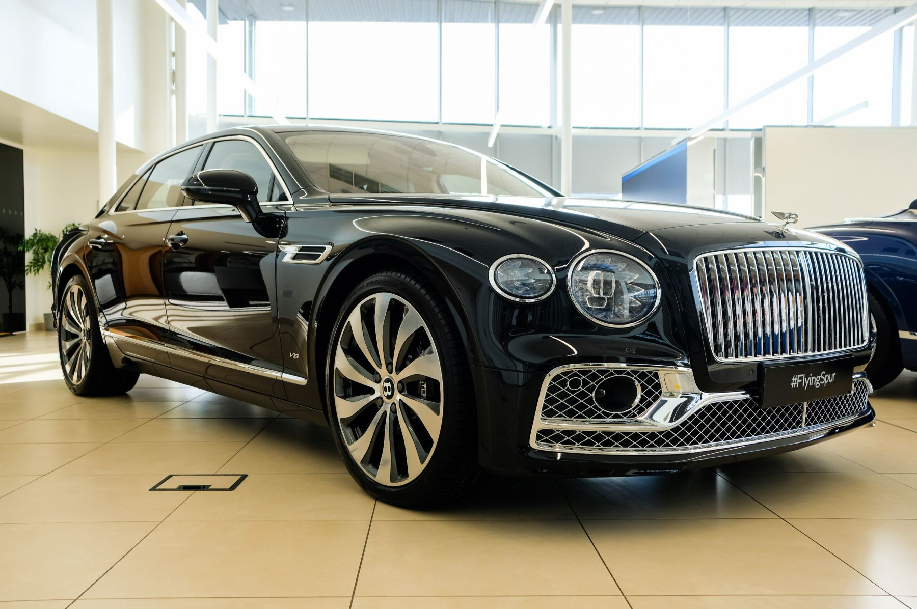 Bentley Flying Spur First Edition Auto 4.0 Automatic 4 door Saloon