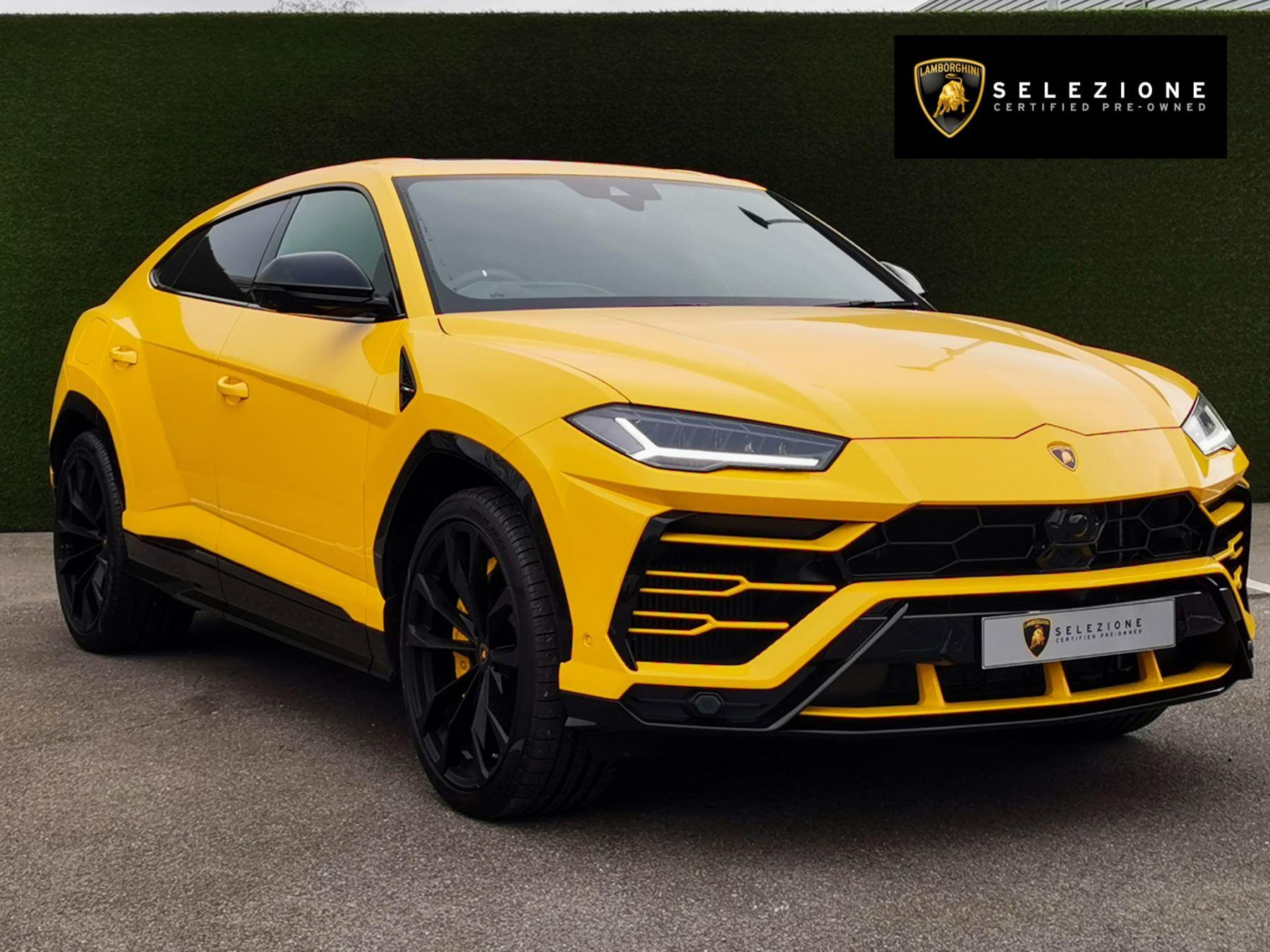 Lamborghini Urus 4.0T FSI V8 5dr Auto Automatic Estate (2020)