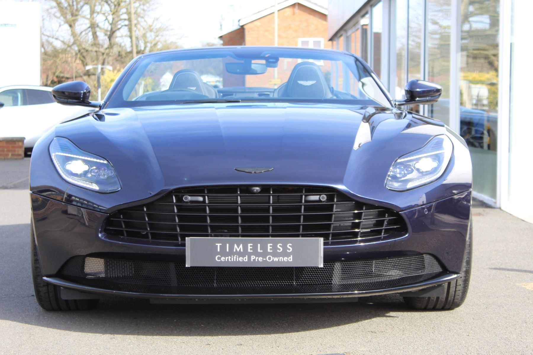 Aston Martin DB11 Volante V8 Volante 2dr Touchtronic image 4