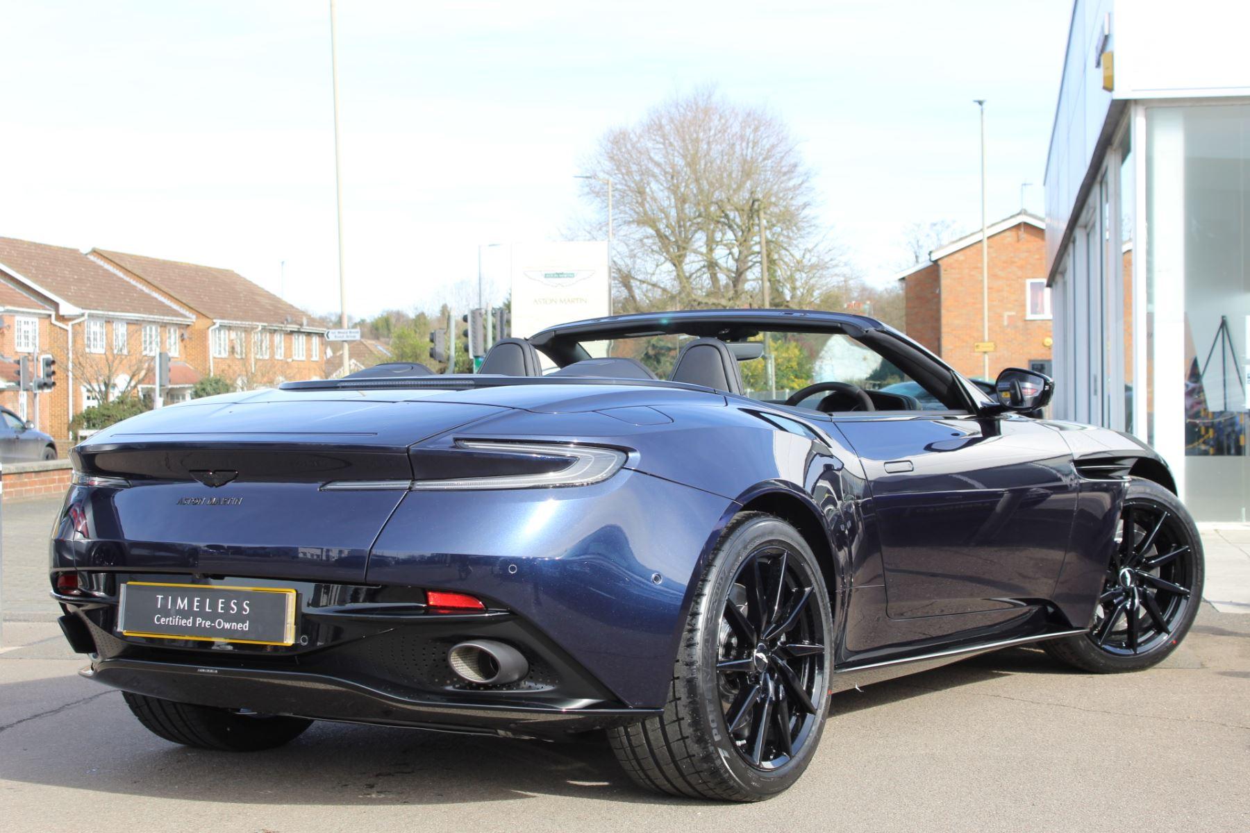 Aston Martin DB11 Volante V8 Volante 2dr Touchtronic image 2
