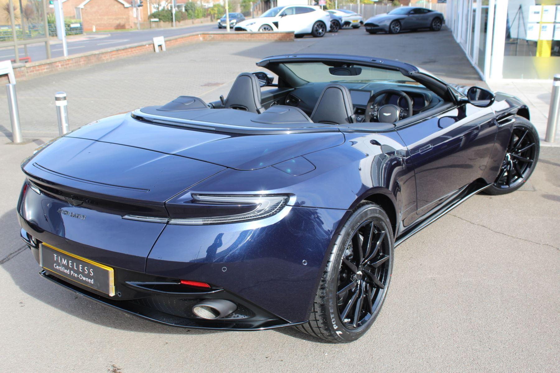 Aston Martin DB11 Volante V8 Volante 2dr Touchtronic image 9