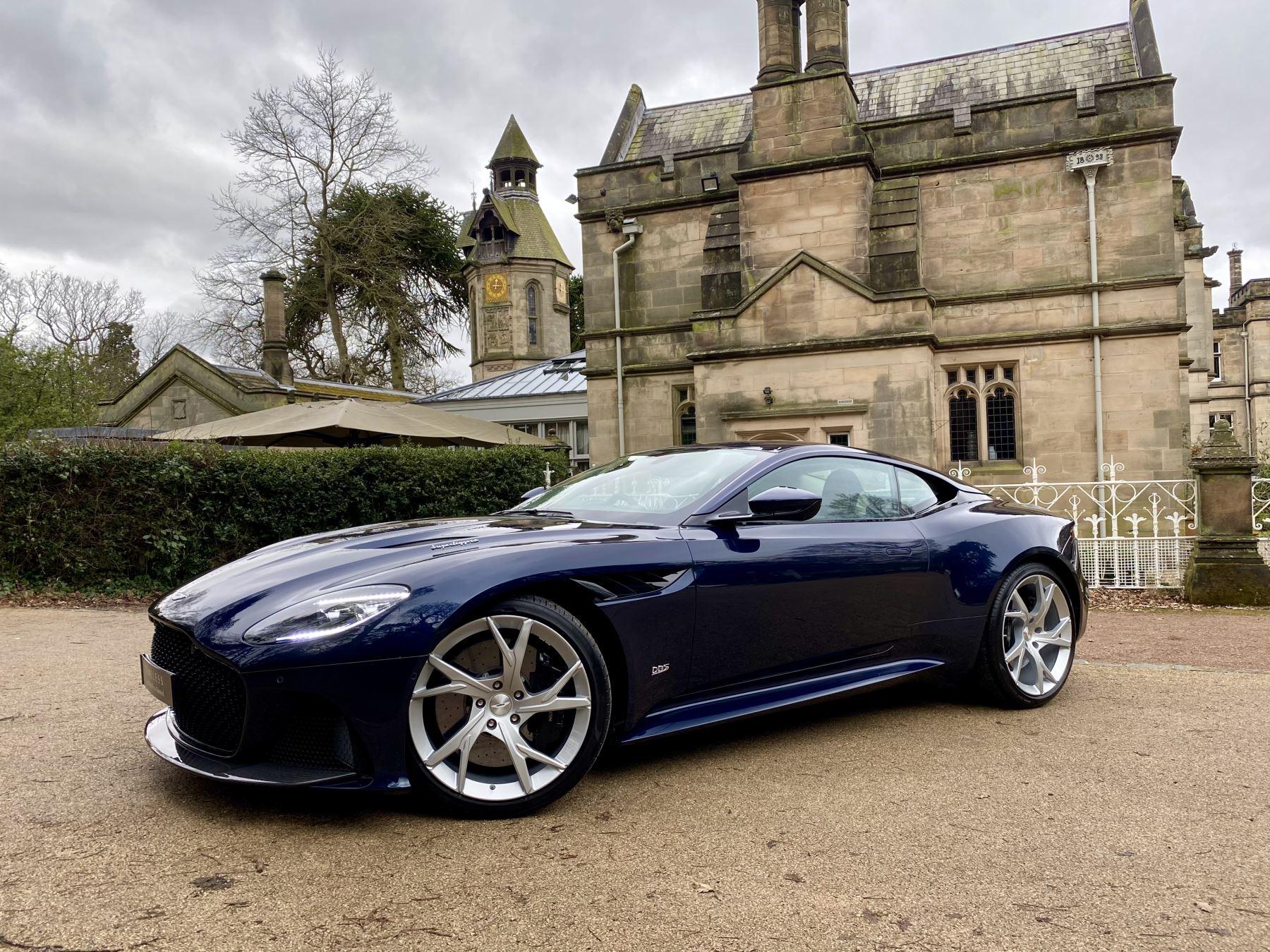 Aston Martin DBS V12 Superleggera 2dr Touchtronic 5.2 Automatic 3 door Coupe (2019) image