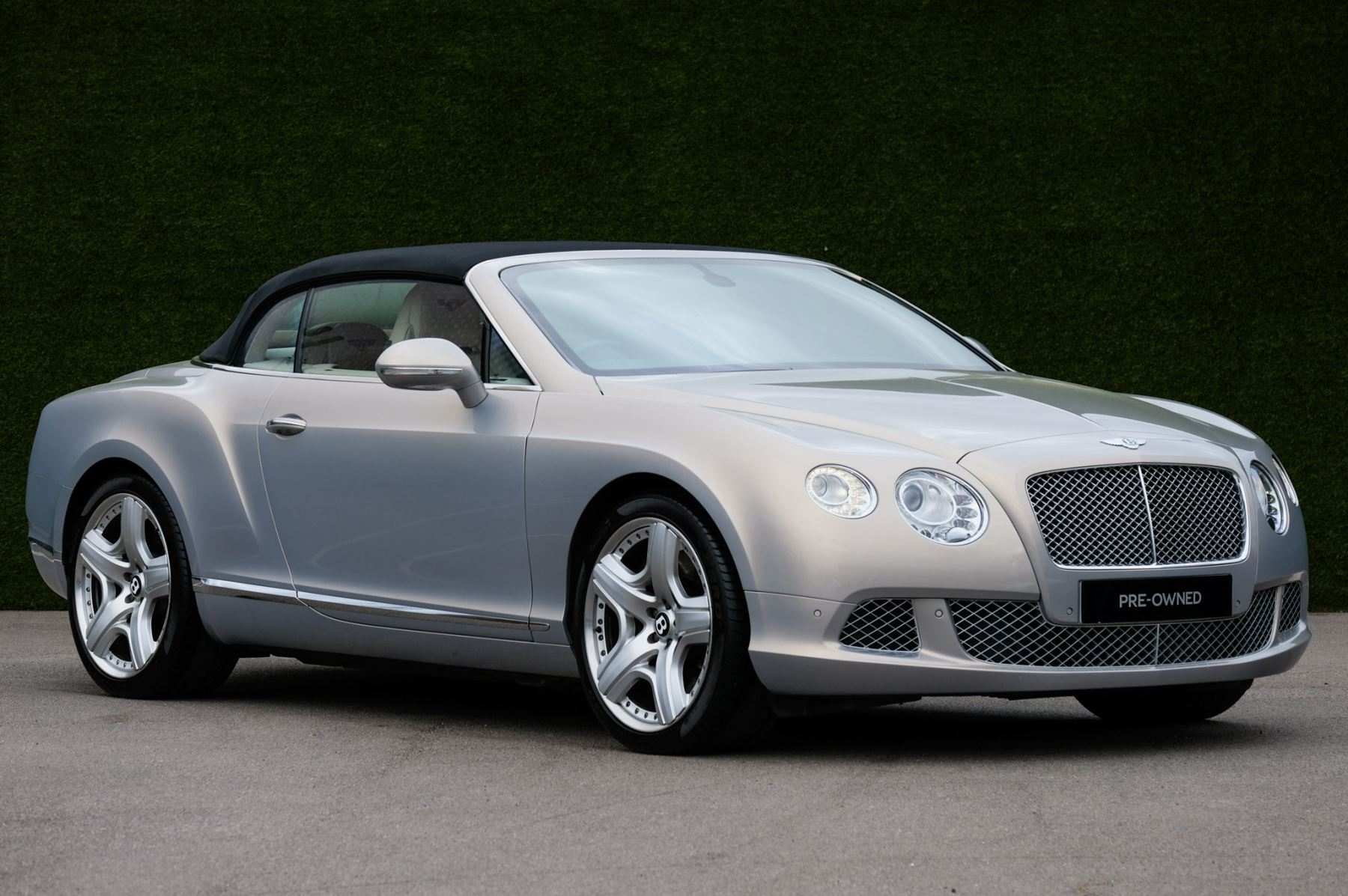 Bentley Continental GTC 6.0 W12 [E85] - Driving Specification Automatic 2 door Convertible (2012)