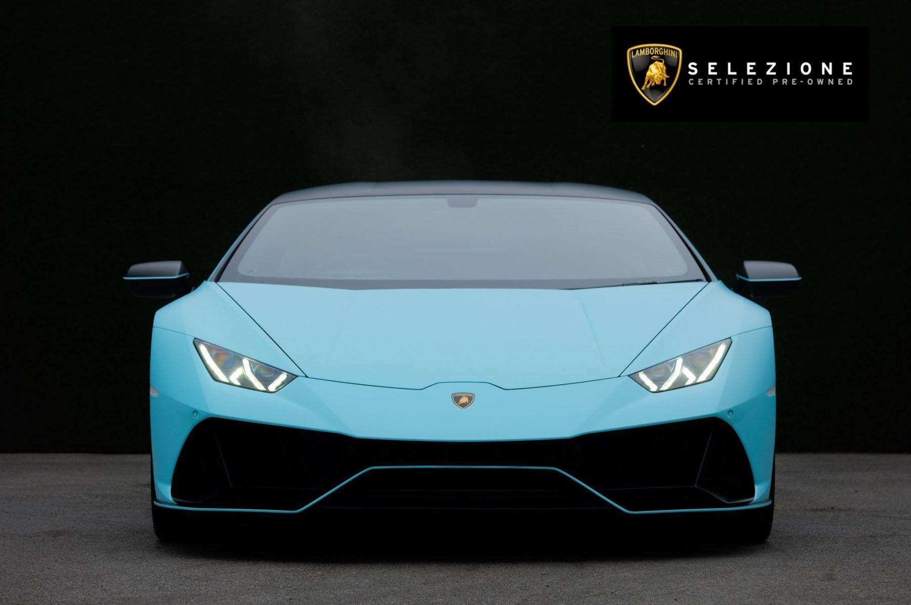 Lamborghini Huracan EVO Coupe image 5