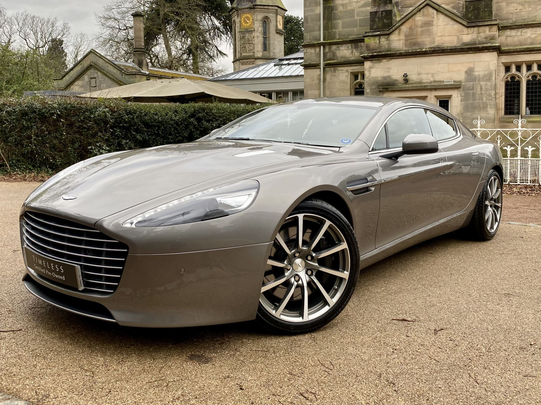 Aston Martin Rapide S V12 4dr Touchtronic 5.9 Automatic 5 door Saloon (2014)