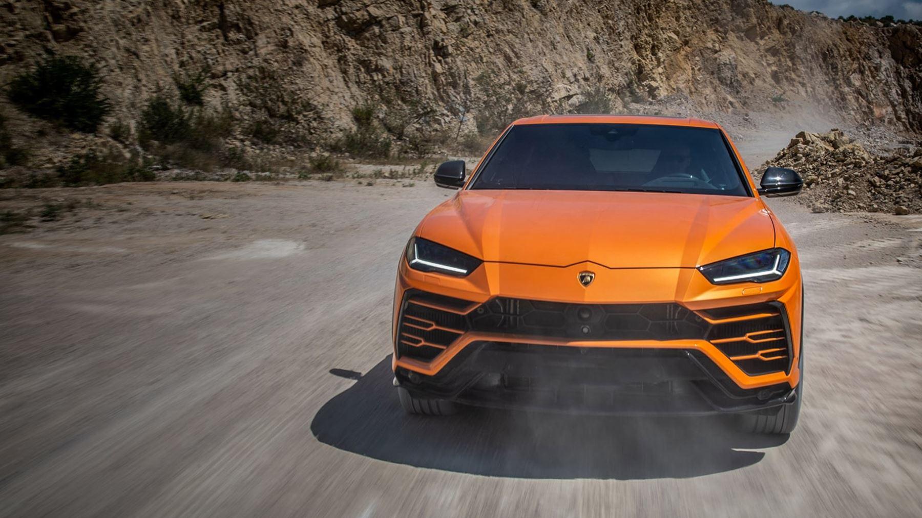 Lamborghini Urus Pearl Capsule - Unlock any road