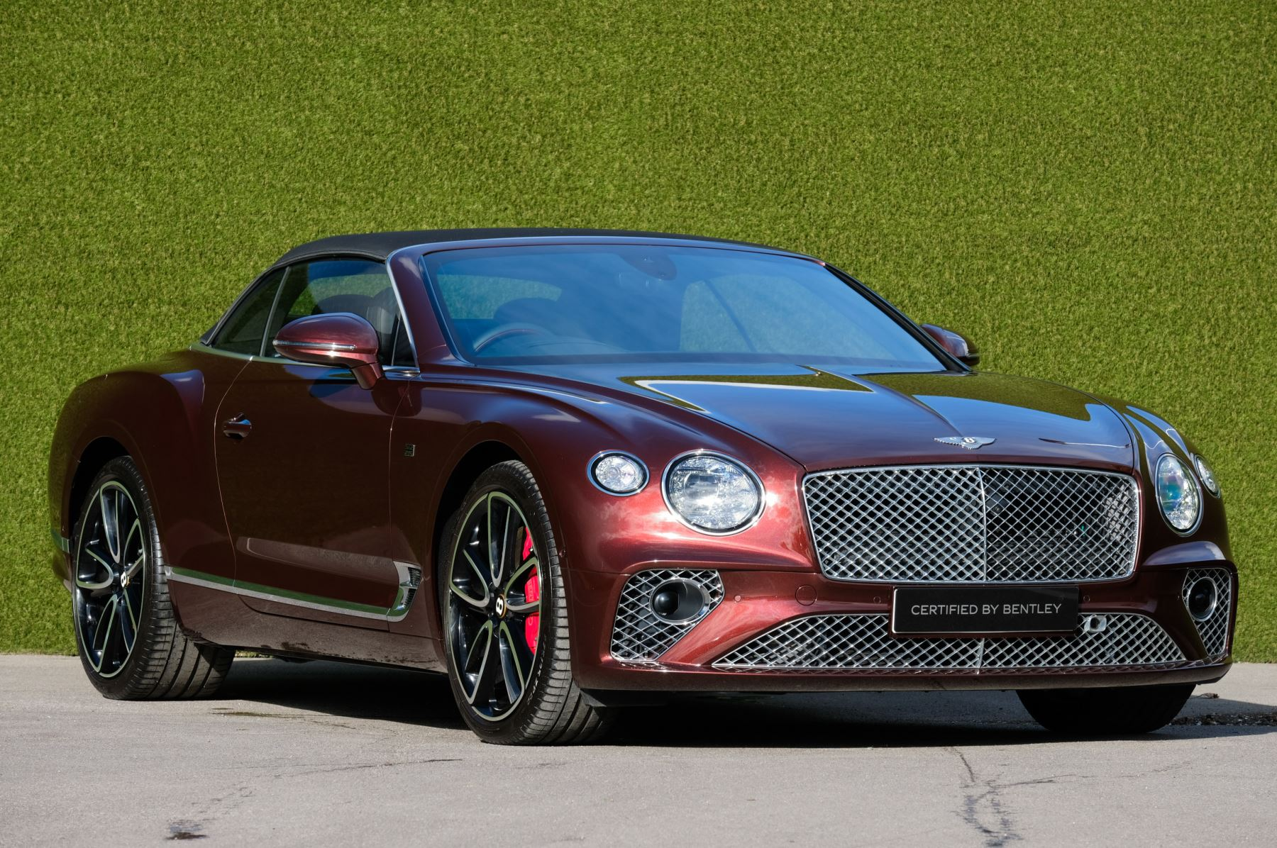 Bentley Continental GTC 6.0 W12 - First Edition Specification image 1