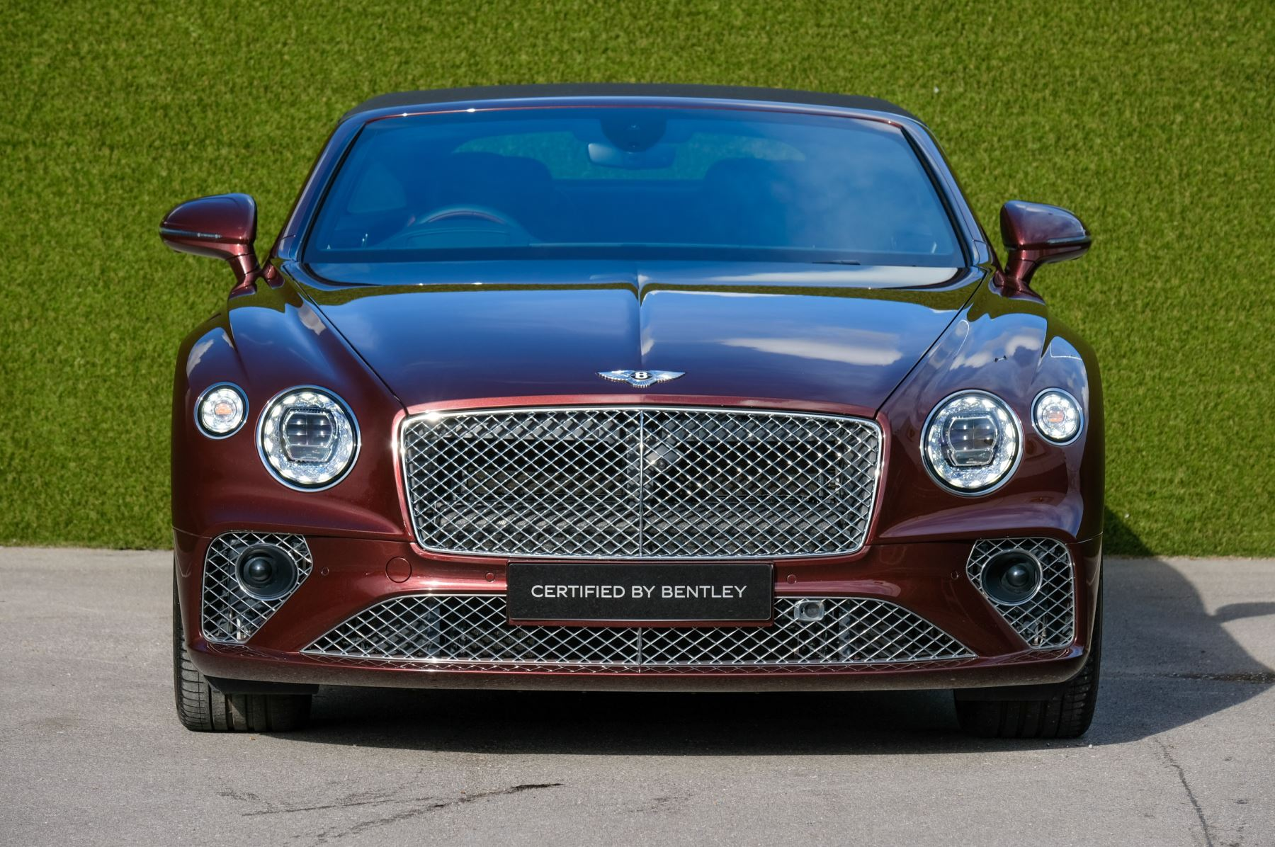 Bentley Continental GTC 6.0 W12 - First Edition Specification image 2