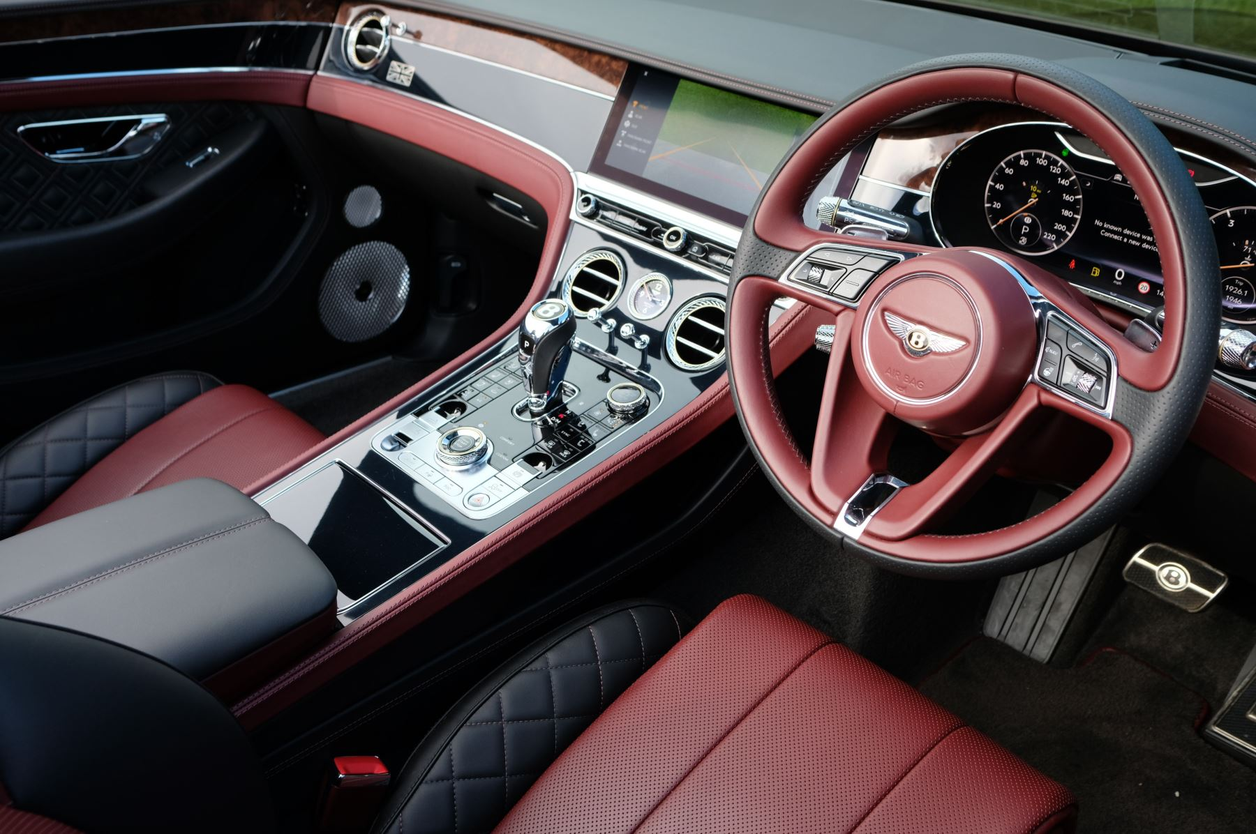 Bentley Continental GTC 6.0 W12 - First Edition Specification image 12