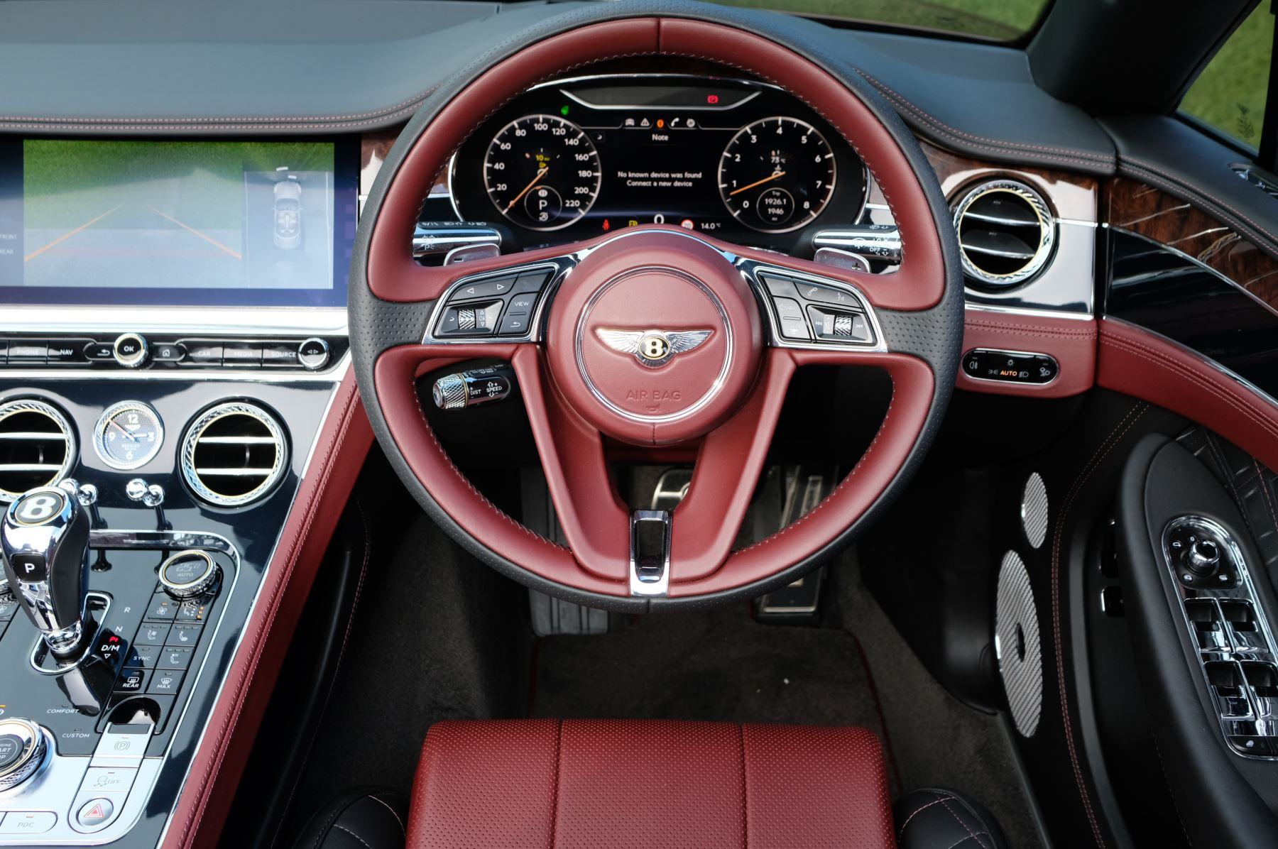 Bentley Continental GTC 6.0 W12 - First Edition Specification image 14
