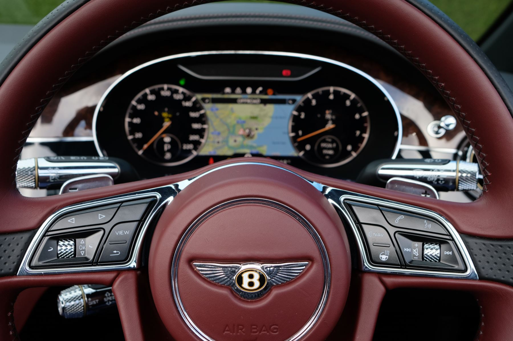 Bentley Continental GTC 6.0 W12 - First Edition Specification image 18