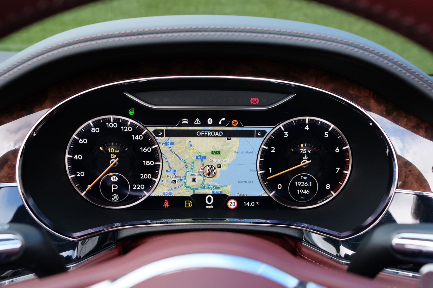 Bentley Continental GTC 6.0 W12 - First Edition Specification image 19