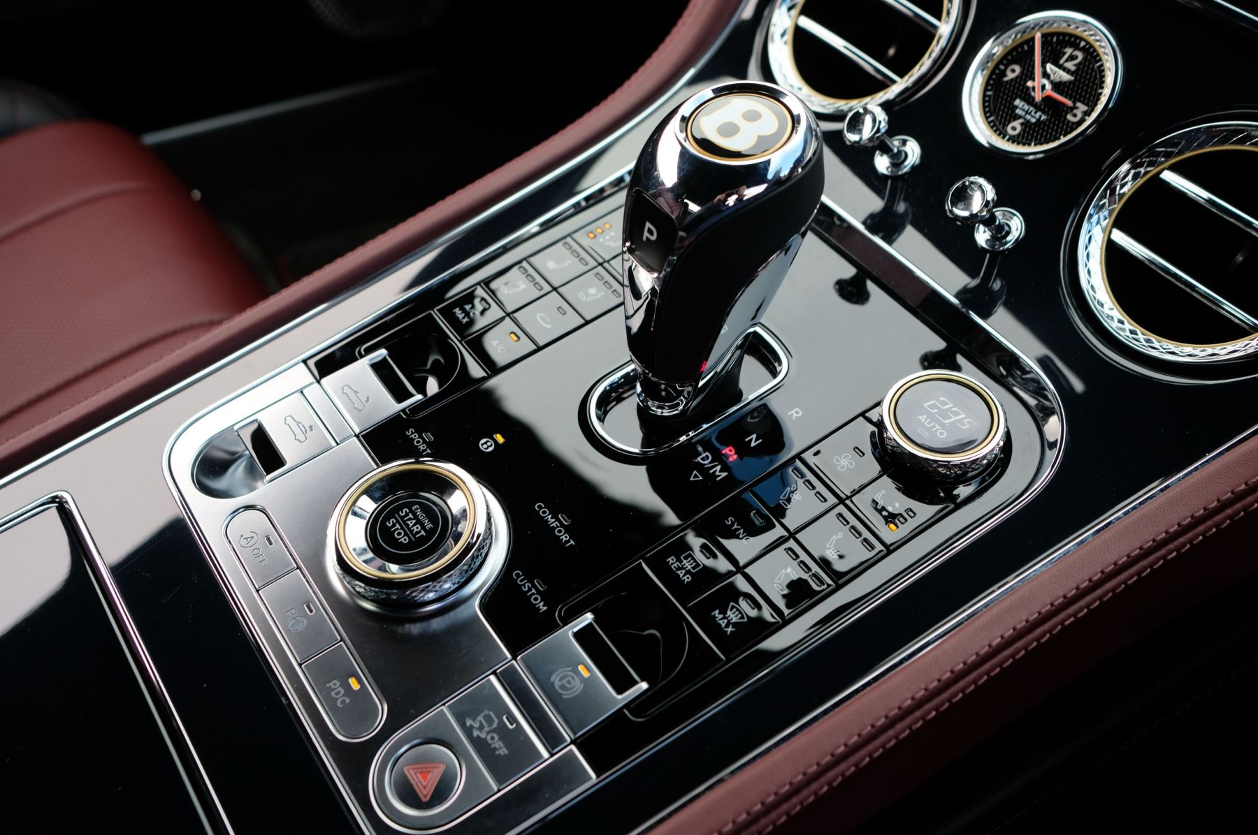 Bentley Continental GTC 6.0 W12 - First Edition Specification image 22