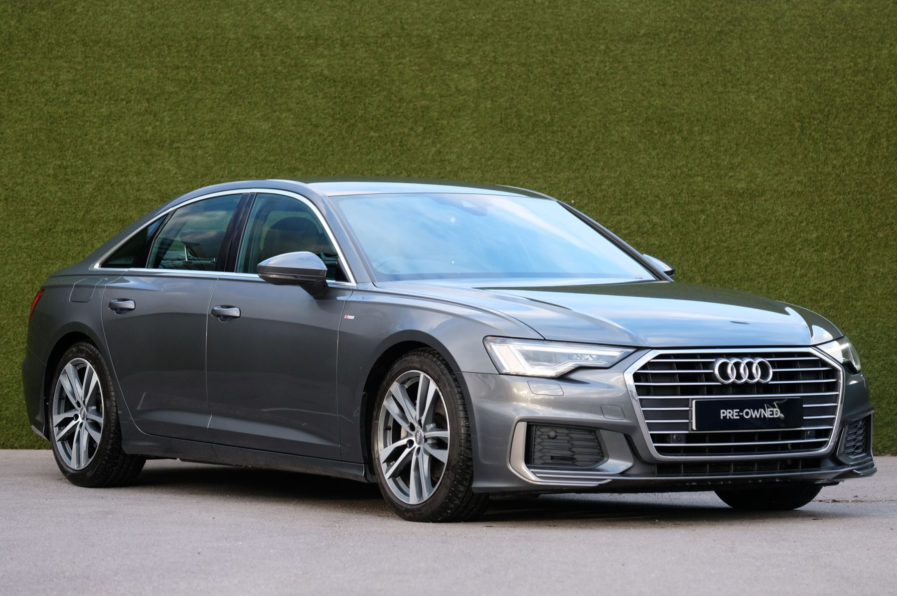 Audi A6 40 TDI S Line S Tronic 2.0 Diesel Automatic 4 door Saloon (2018)