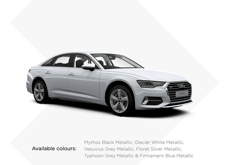 Audi A6 Sport - Exclusive SOGO Leasing Offer