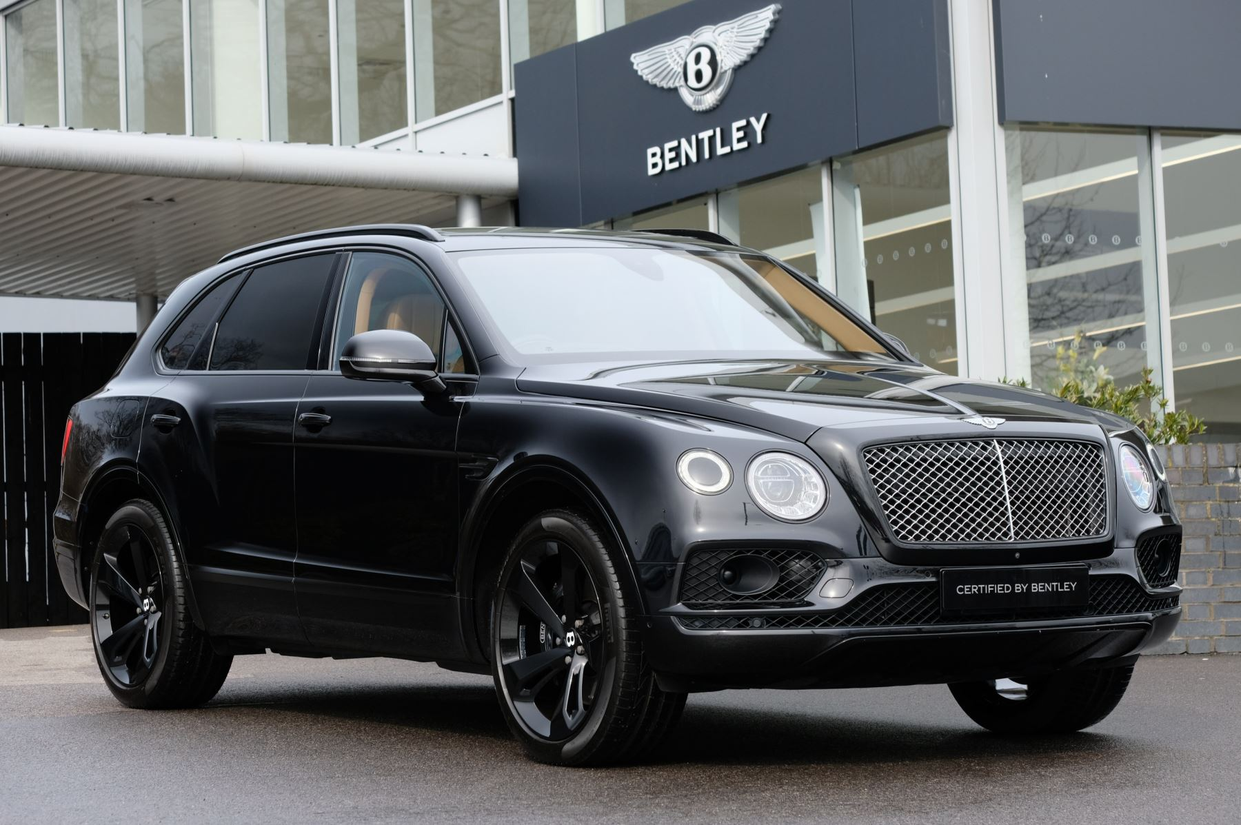 Bentley Bentayga 6.0 W12 5dr - Mulliner Driving Specification  Automatic Estate (2016)