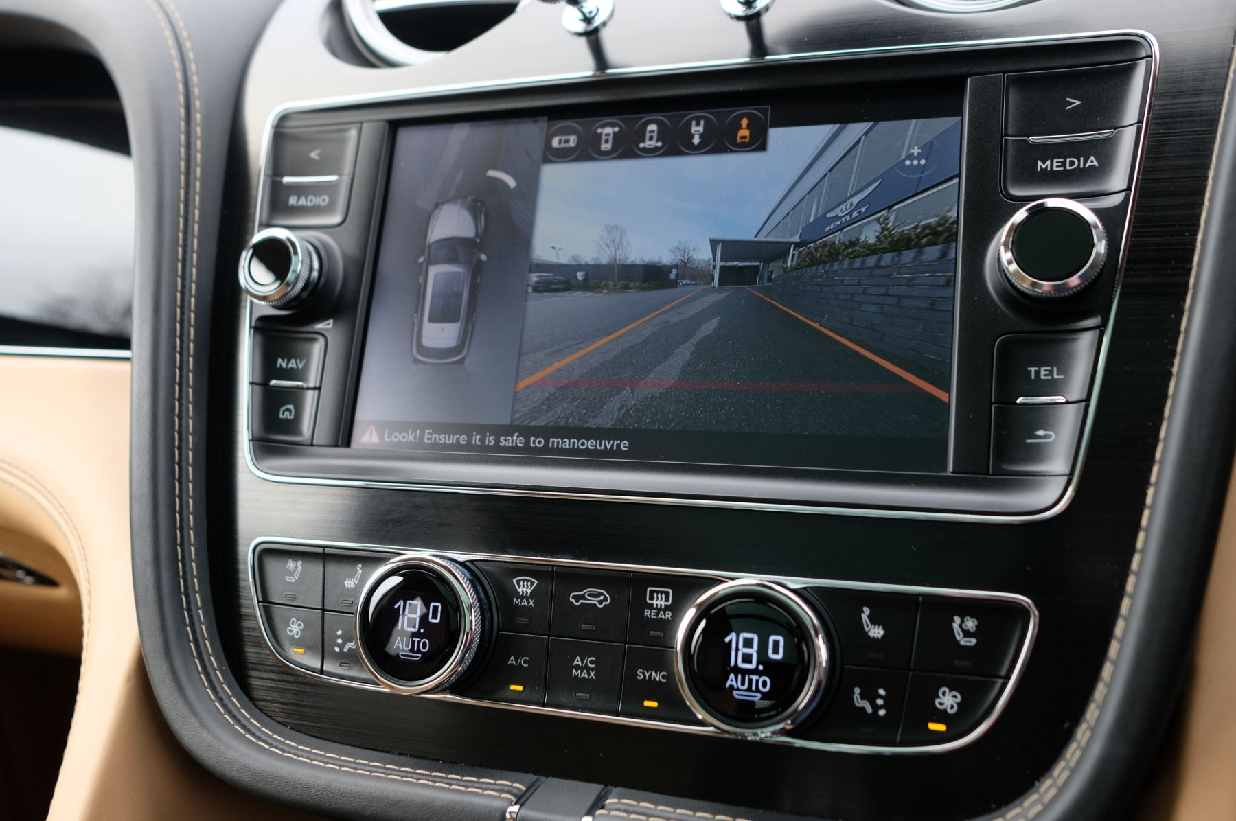Bentley Bentayga 6.0 W12 5dr - Mulliner Driving Specification  image 22