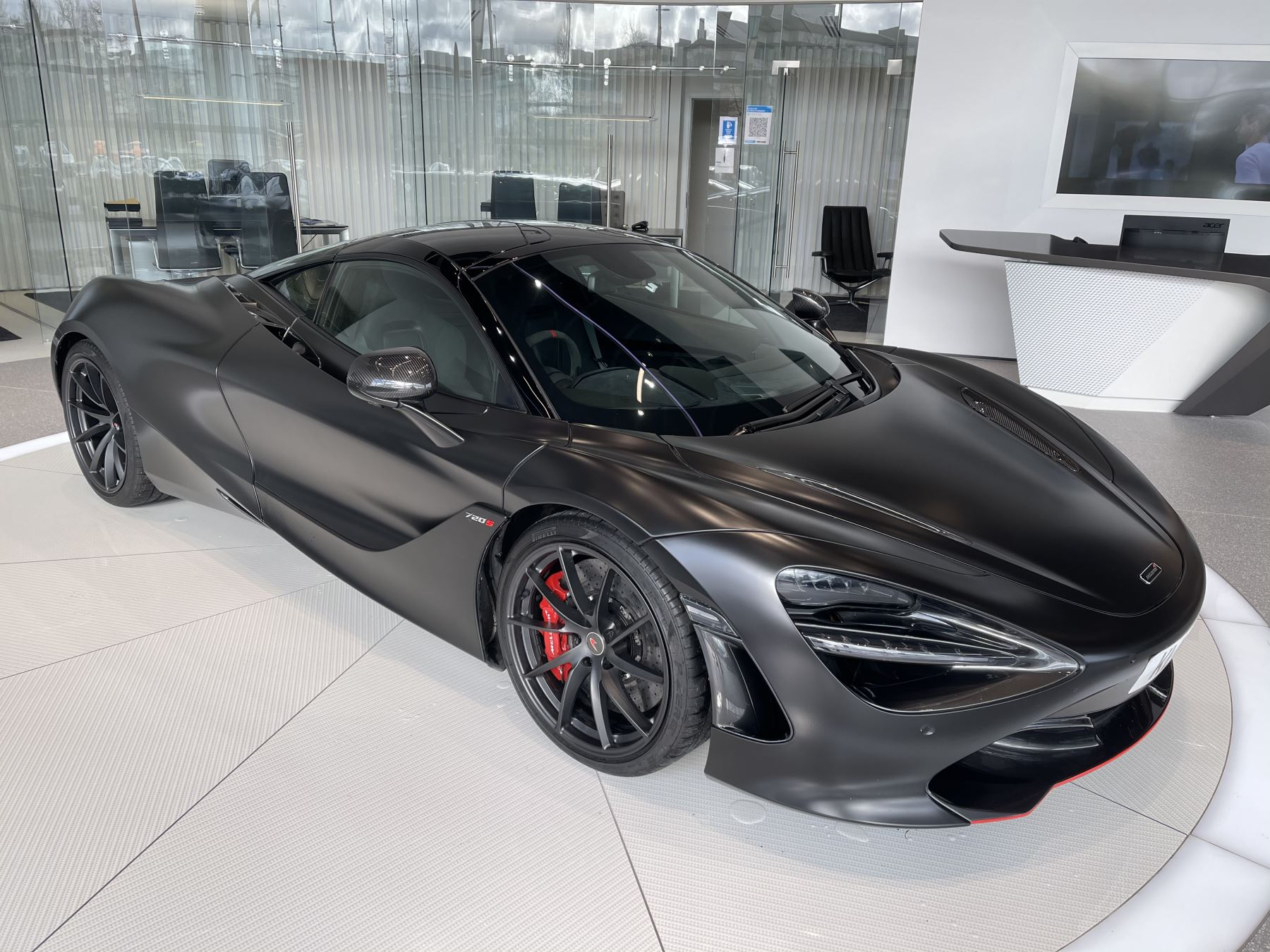 McLaren 720S 4.V8 2 DR PERFORMANCE 4.0 Automatic 2 door Coupe