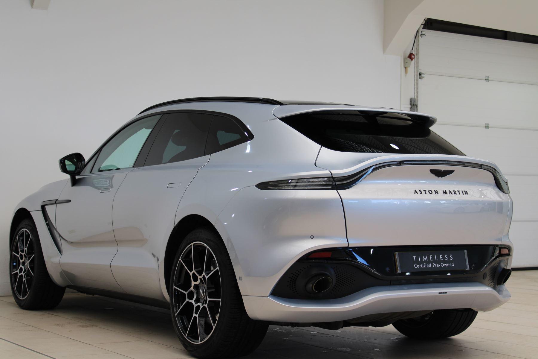 Aston Martin DBX V8 550 Touchtronic image 23