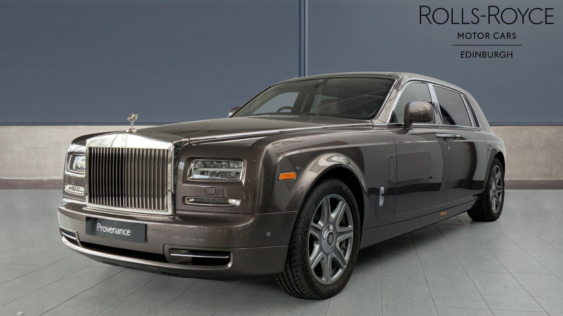 Rolls-Royce Phantom Extended Wheelbase II 4dr Auto Extended Wheel Base 6.7 Automatic Saloon (2014) image