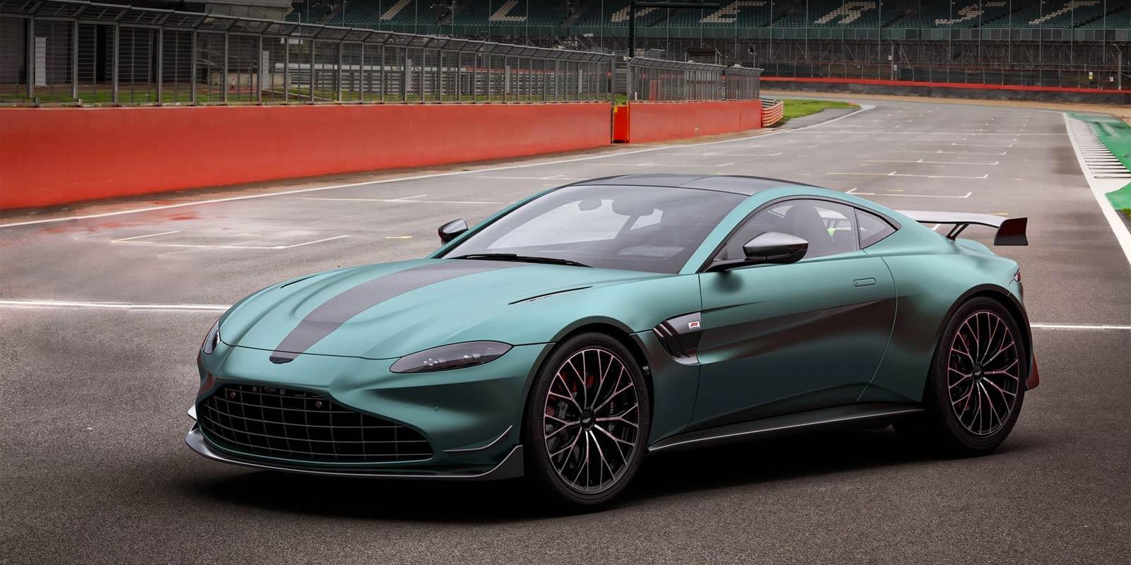 Aston Martin Vantage F1 Edition - A true athlete