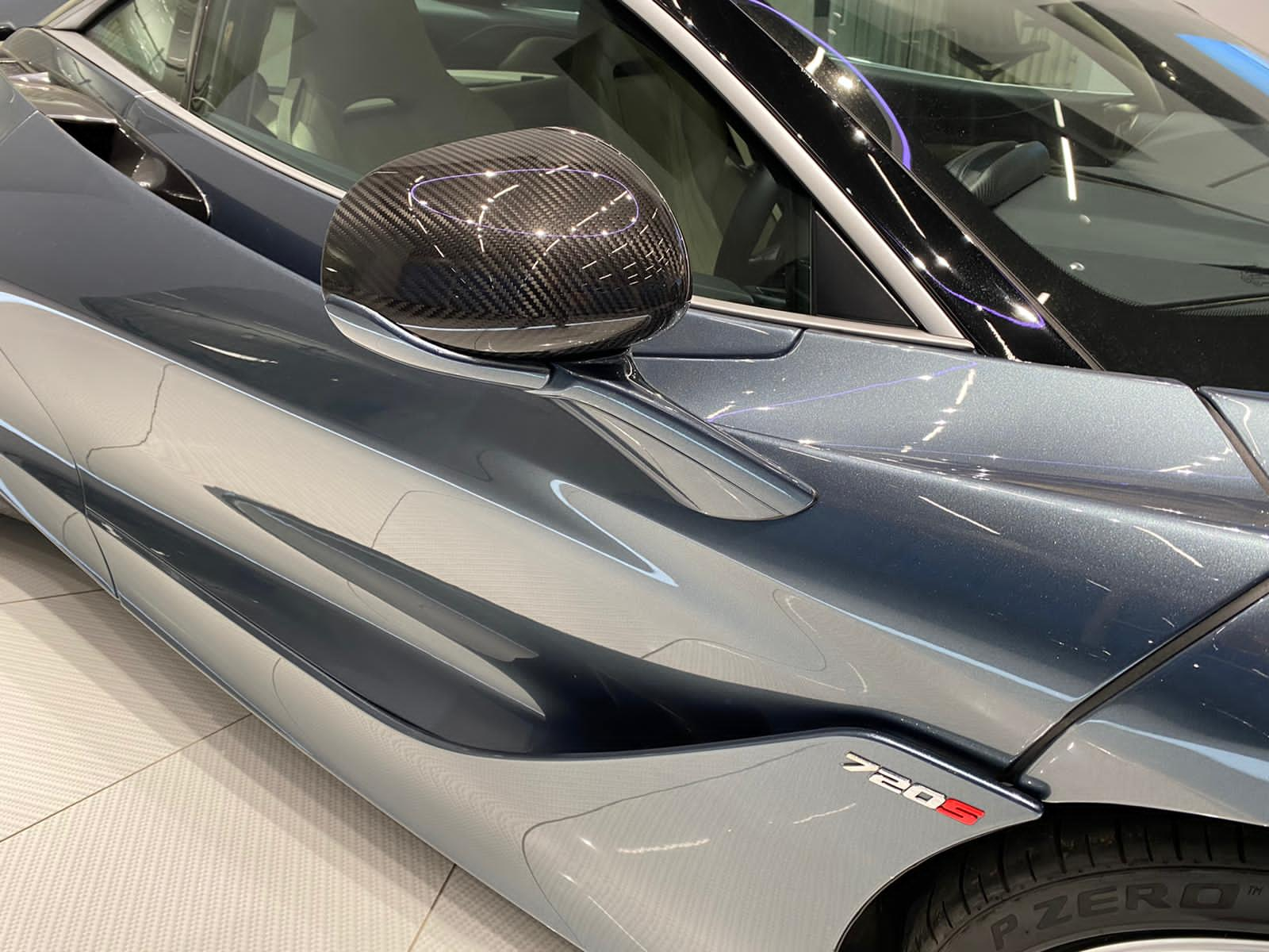McLaren 720S V8 2dr SSG LUXURY image 3