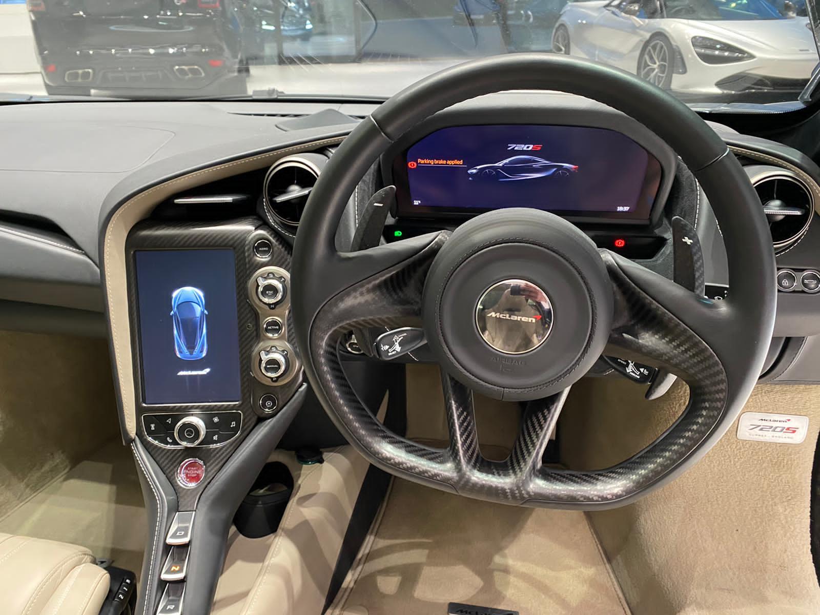 McLaren 720S V8 2dr SSG LUXURY image 18