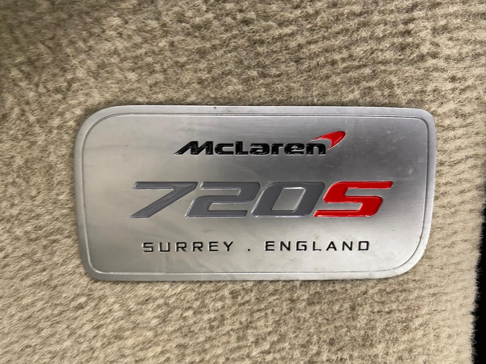 McLaren 720S V8 2dr SSG LUXURY image 23