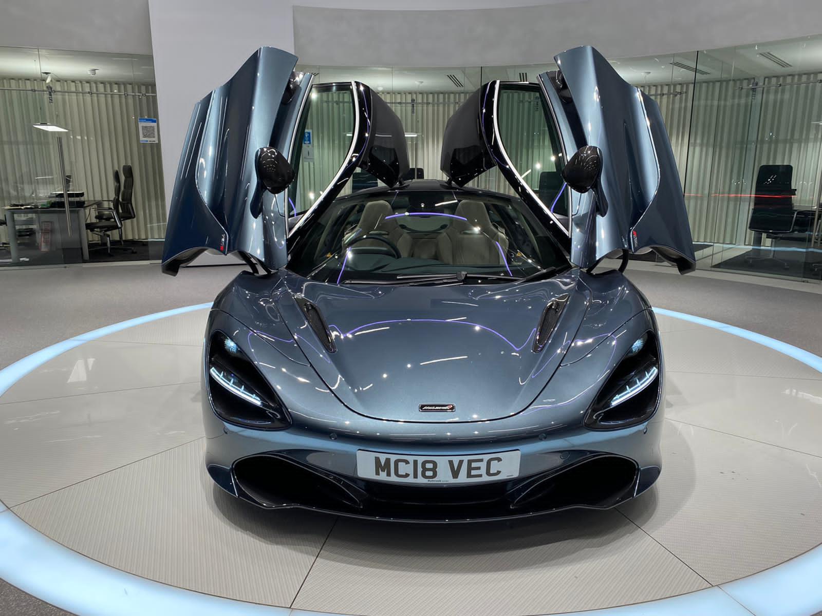McLaren 720S V8 2dr SSG LUXURY image 24