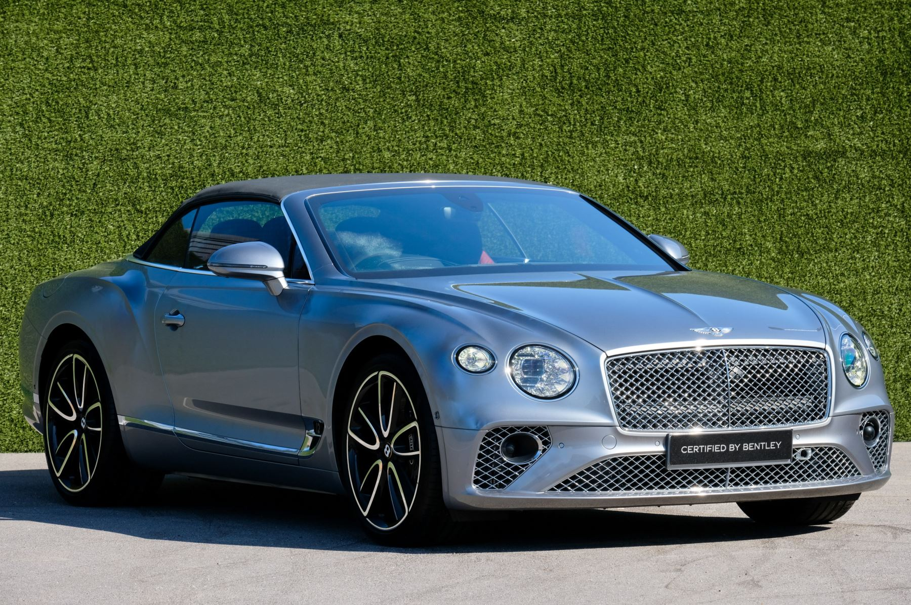 Bentley Continental GTC 6.0 W12 2dr Automatic Convertible