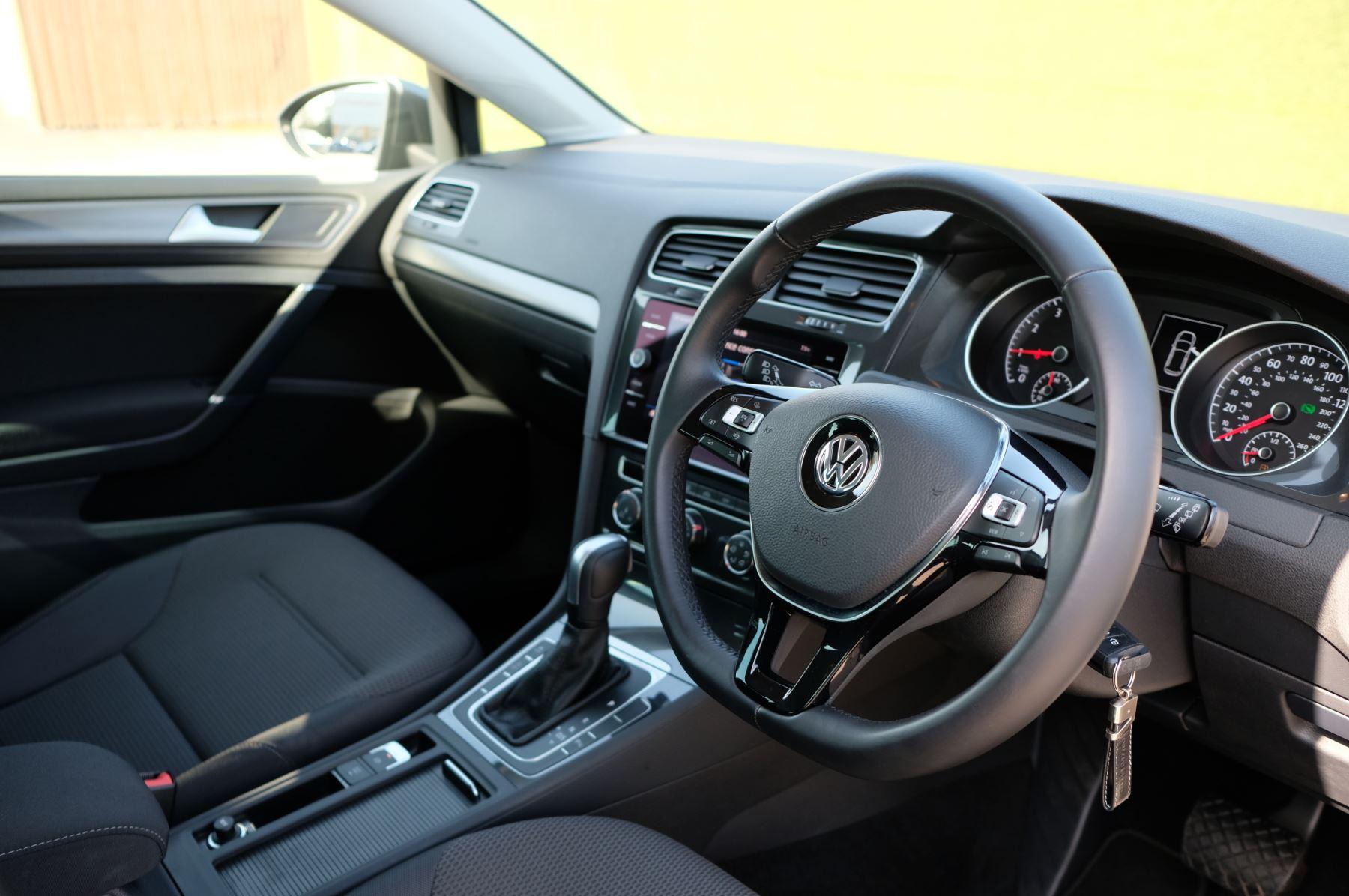 Volkswagen Golf 1.5 TSI EVO 150hp Match 5 Door DSG Auto with A/Con, Sat Nav, Alloys & Adaptive Cruise  image 10
