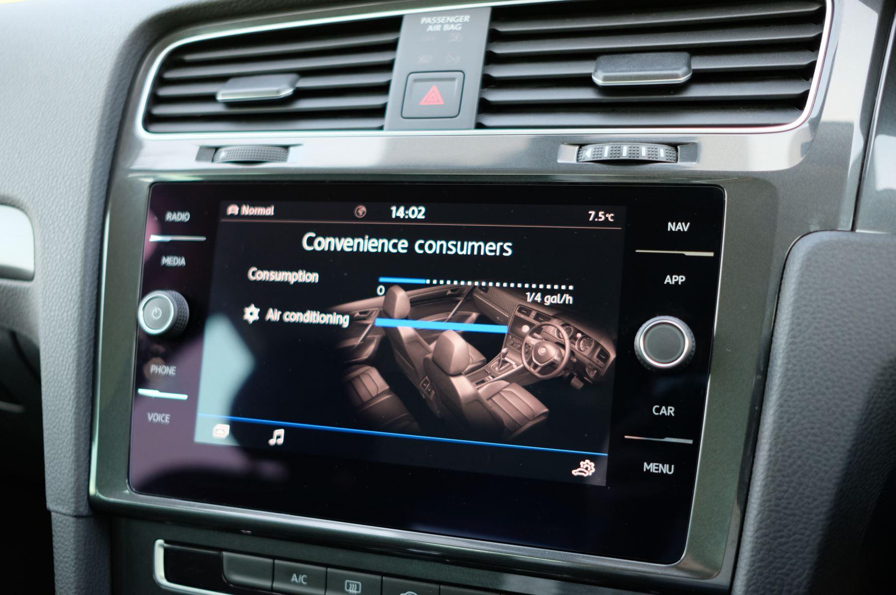Volkswagen Golf 1.5 TSI EVO 150hp Match 5 Door DSG Auto with A/Con, Sat Nav, Alloys & Adaptive Cruise  image 18
