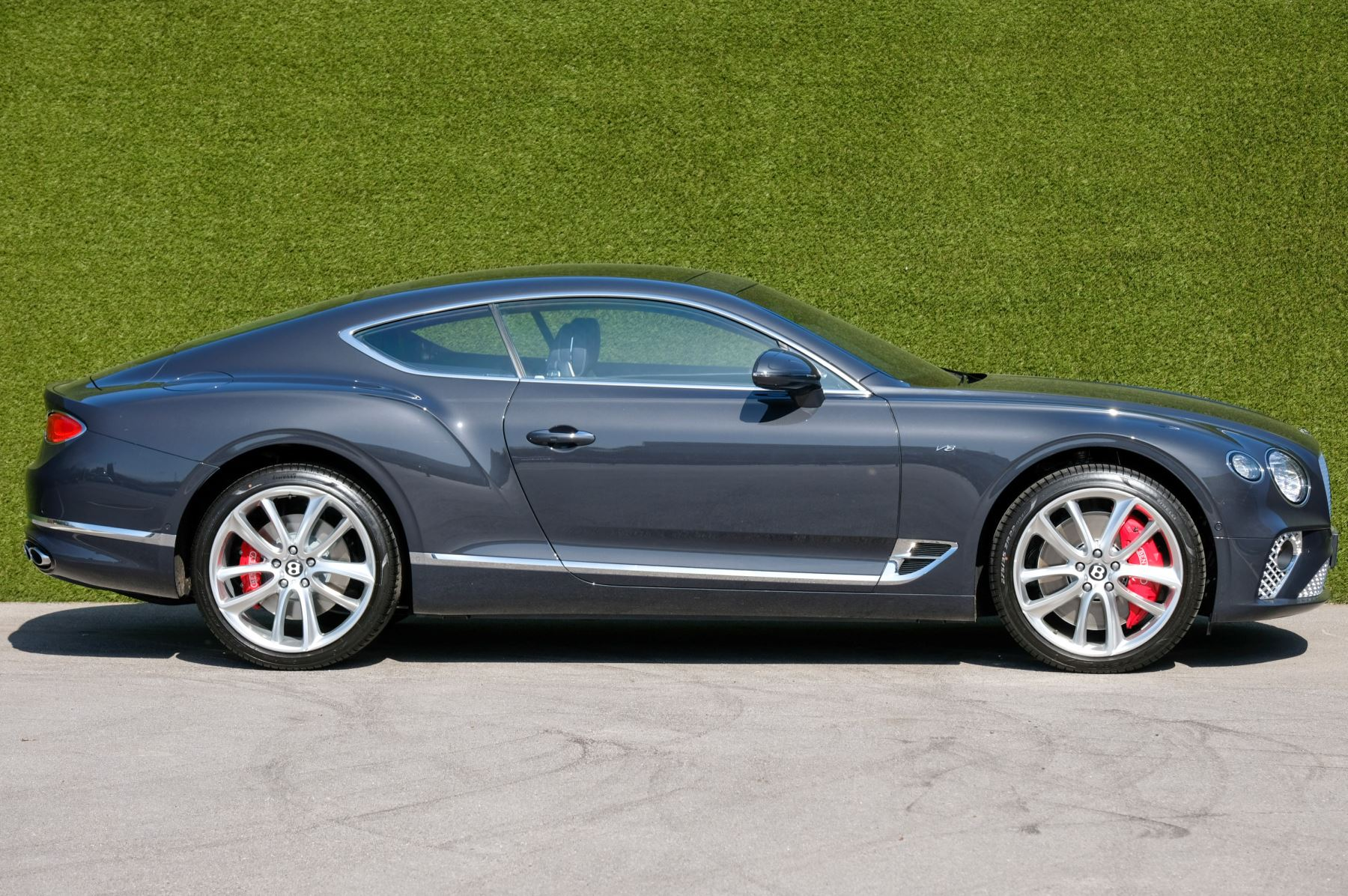 Bentley Continental GT 4.0 V8 Mulliner Edition 2dr Auto - City Specification - Panoramic Glass Roof image 3