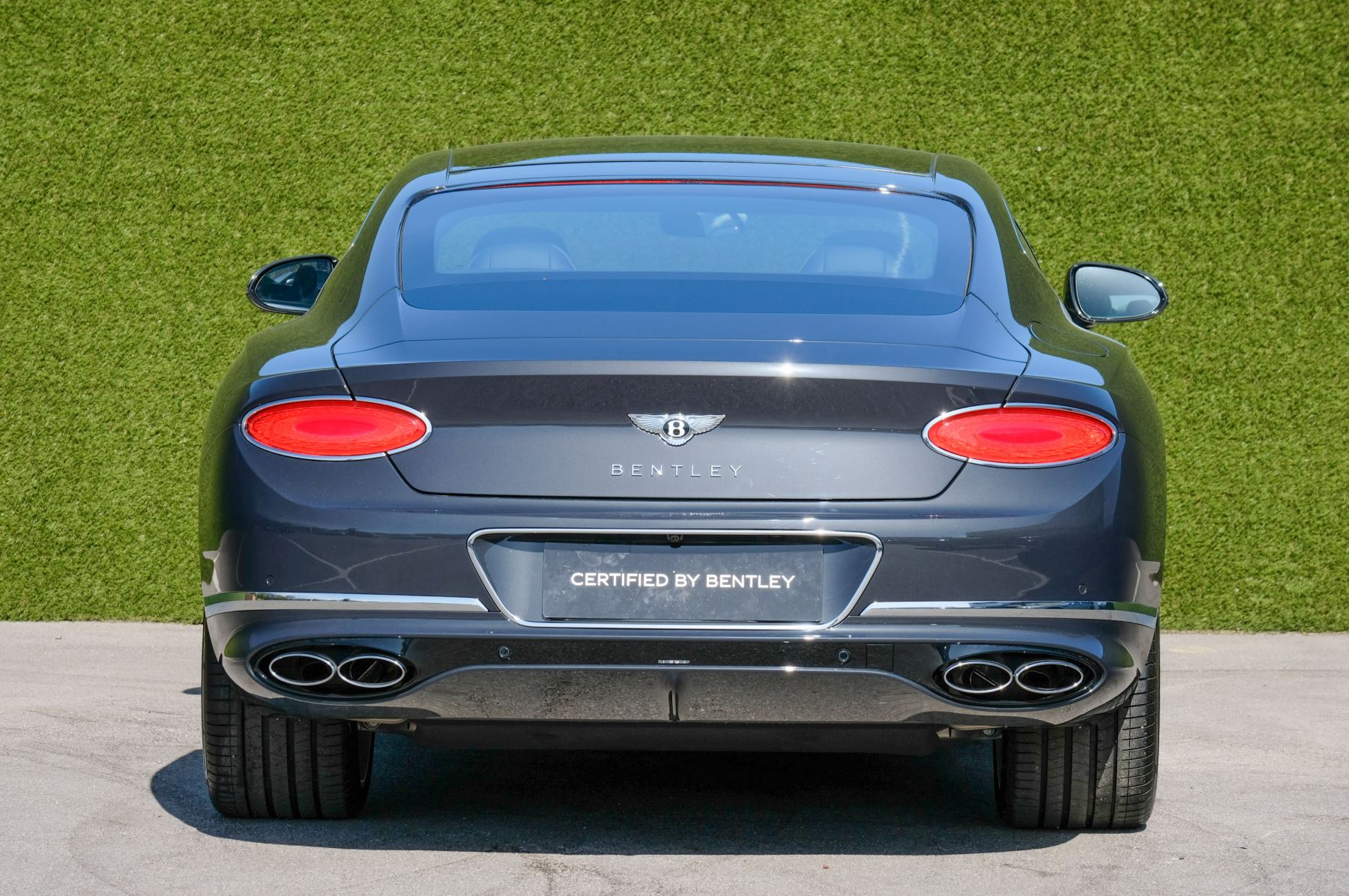 Bentley Continental GT 4.0 V8 Mulliner Edition 2dr Auto - City Specification - Panoramic Glass Roof image 4